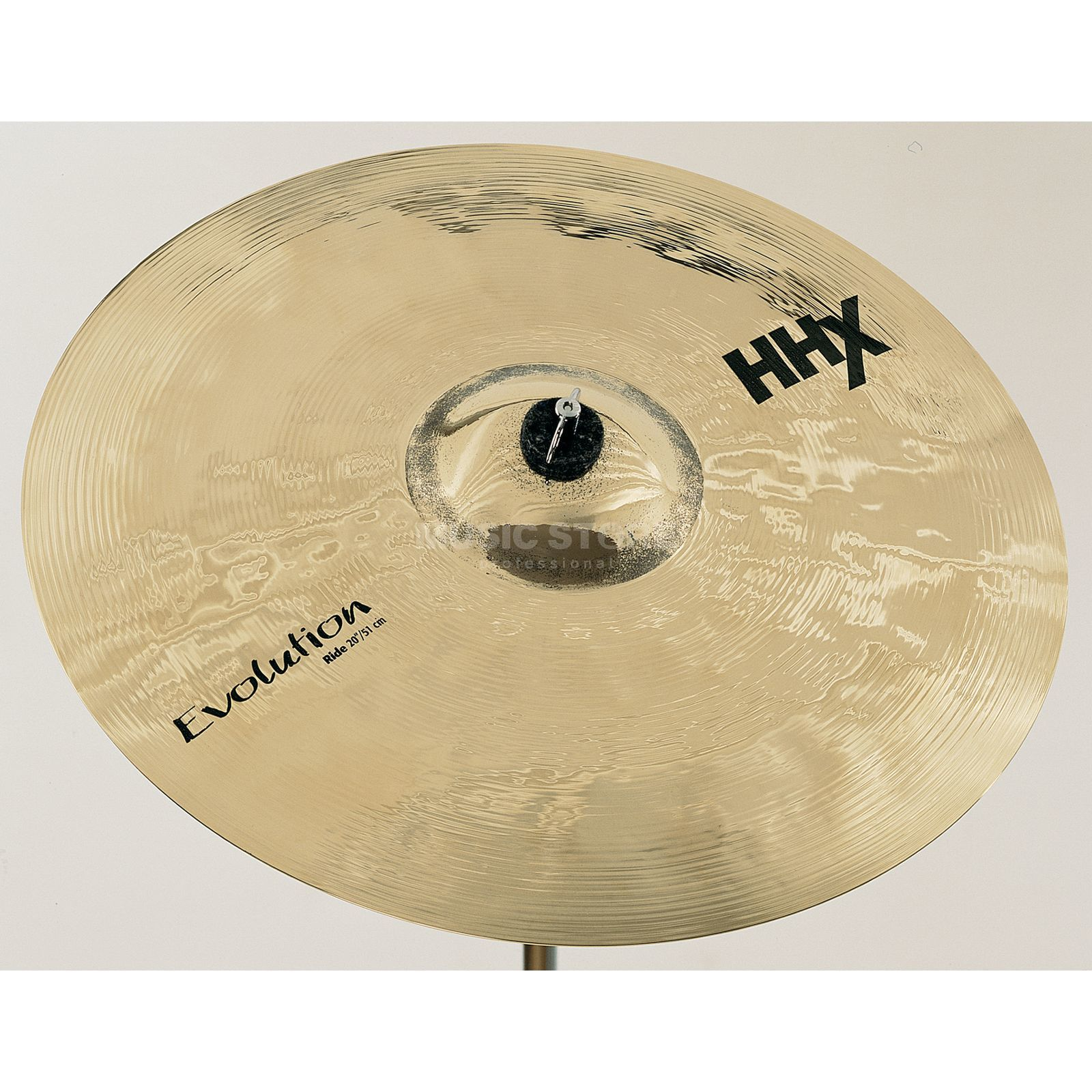 "Sabian HHX Evolution Ride 20"" Brilliant Produktbillede"