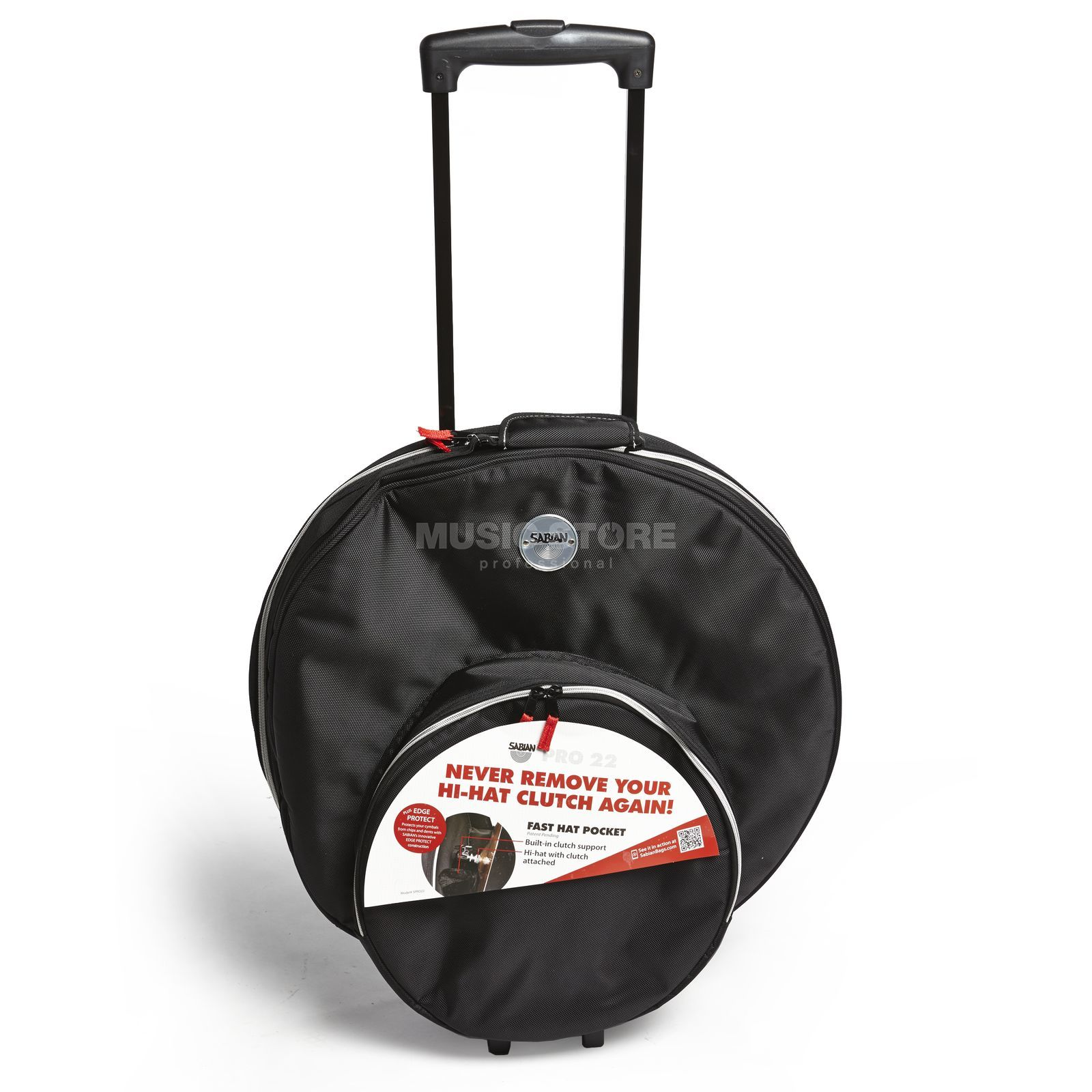 "Sabian Professional Cymbal Bag 22""  Product Image"