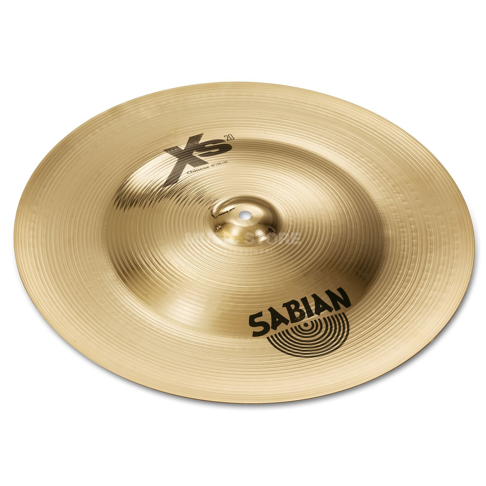"Sabian XS20 China 18"", Brilliant Finish Produktbillede"