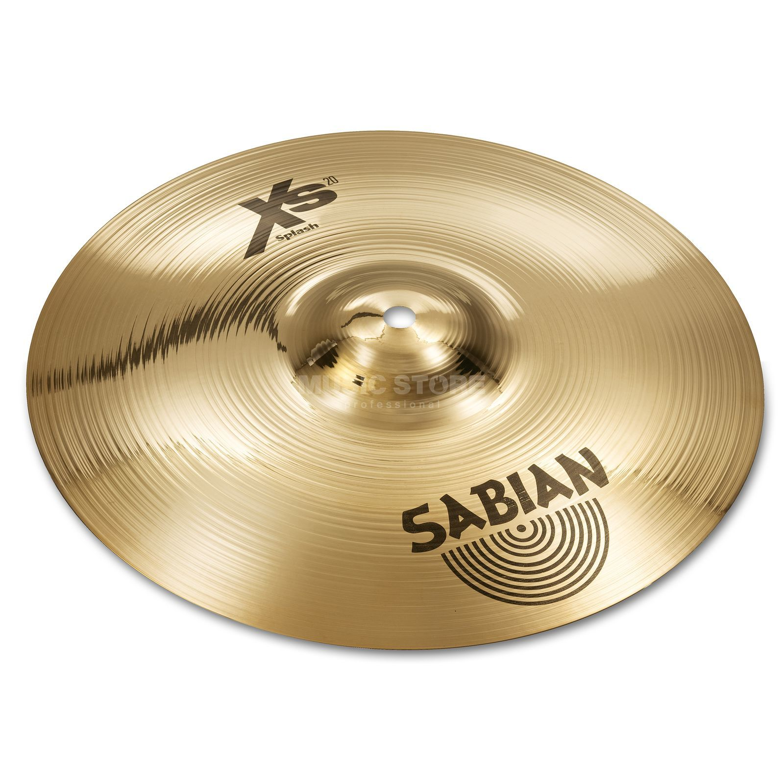 "Sabian XS20 Splash 10"", Brilliant Finish Product Image"