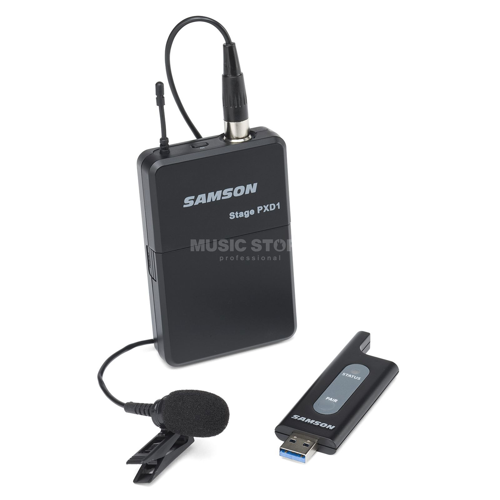 Samson XPD1 Presentation USB Digital Wireless System Produktbild
