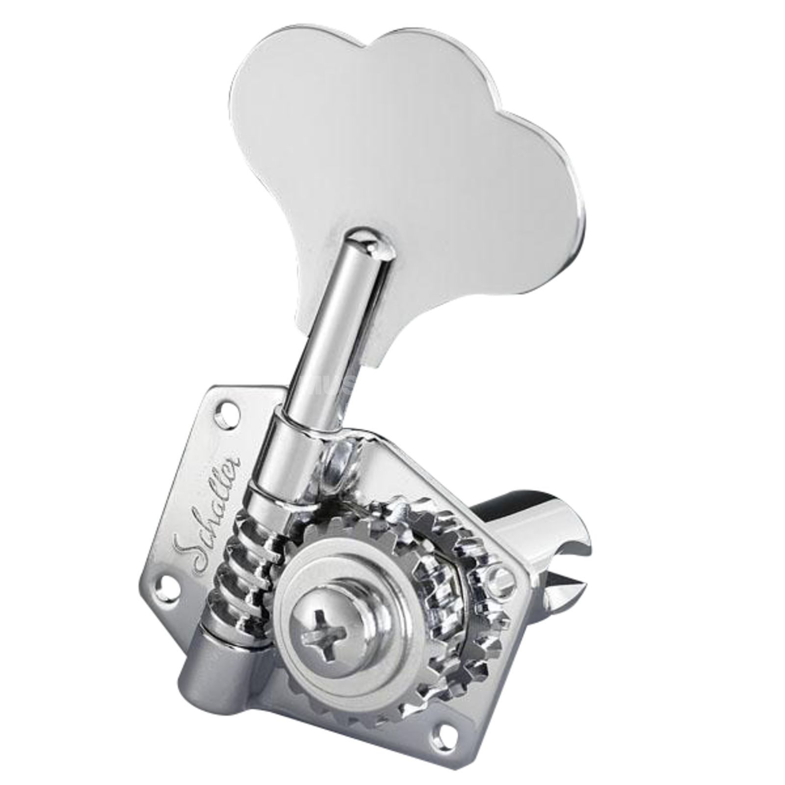 Schaller Bass Tuners BML 4L Chrome - BMCHL Product Image