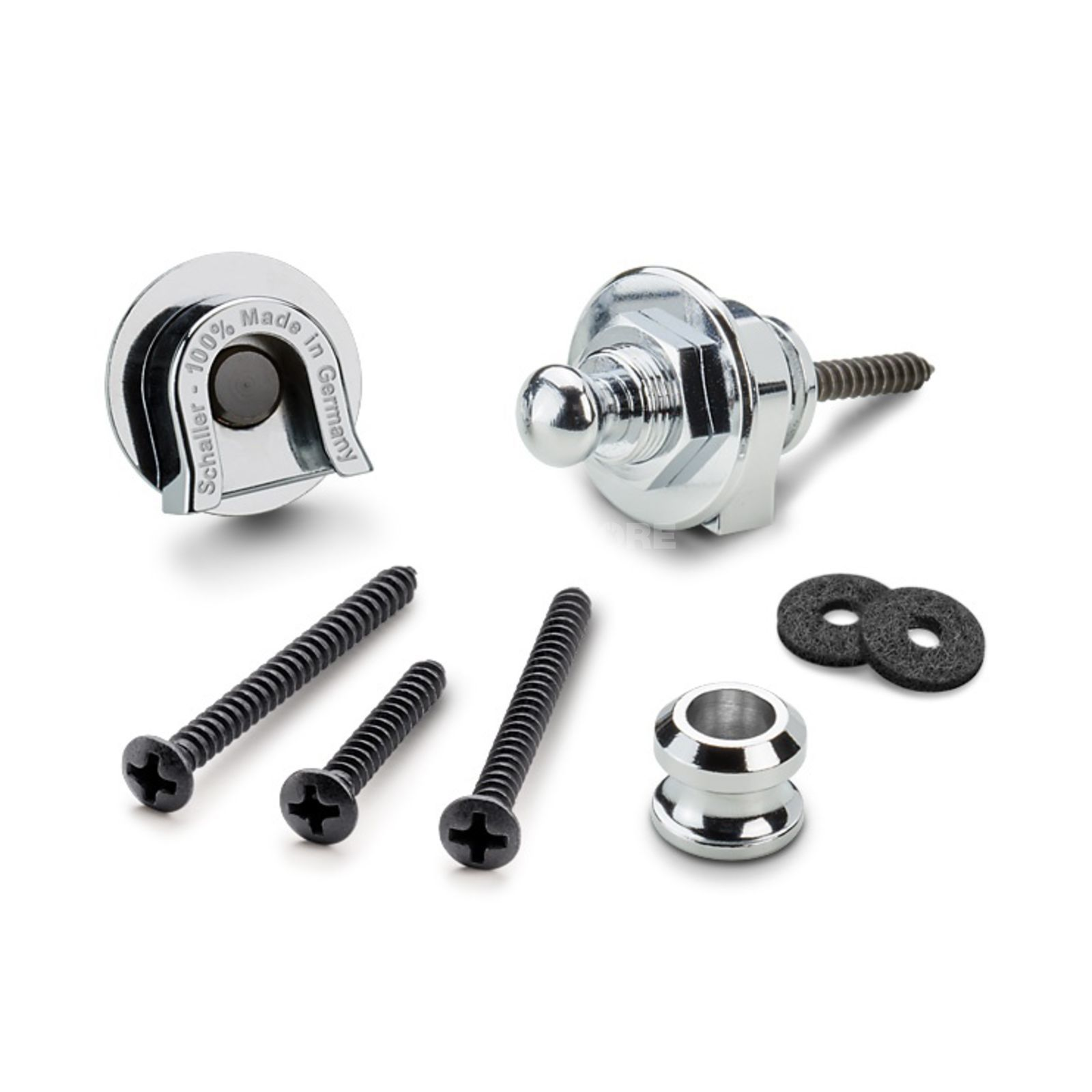Schaller Security Locks Chrome Produktbillede