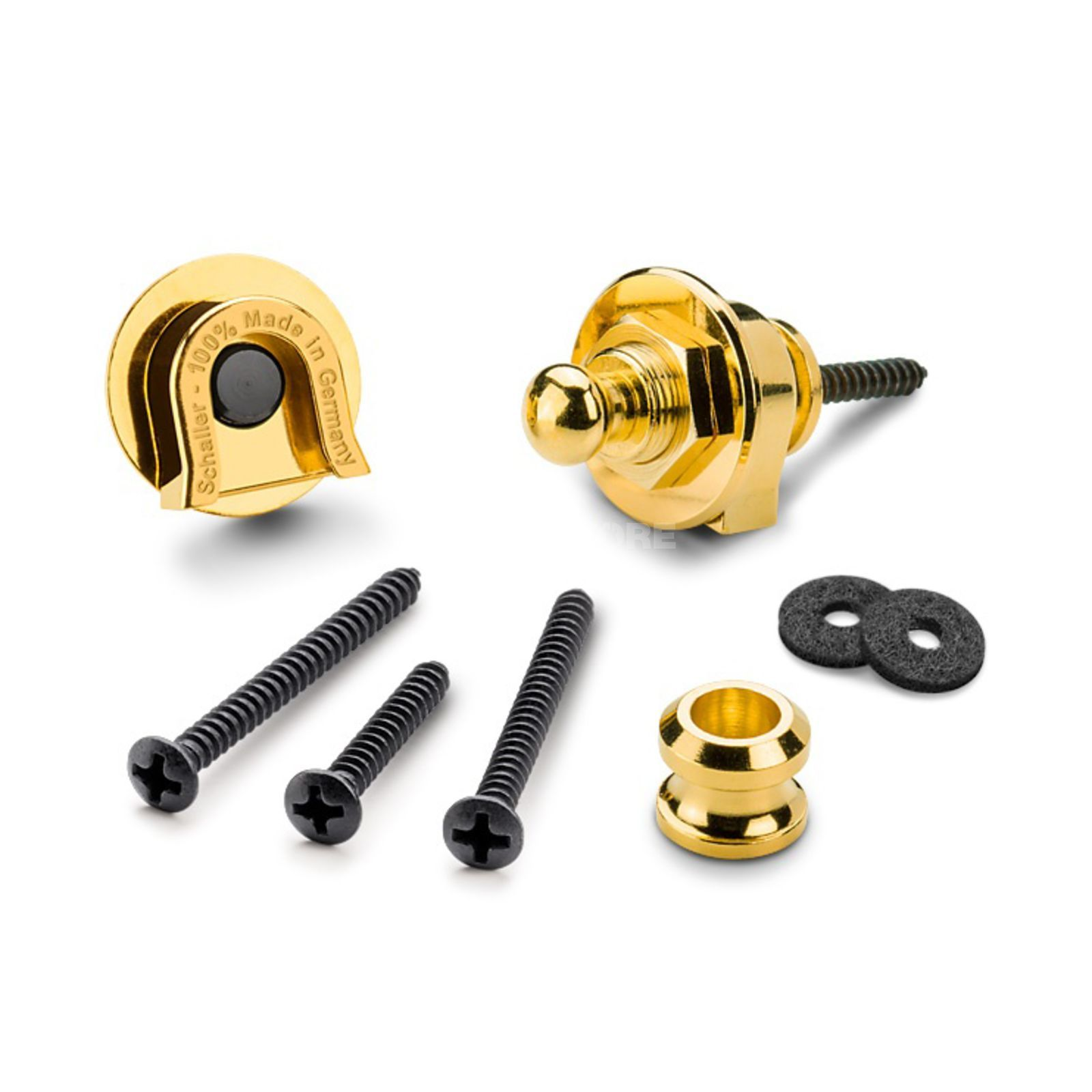 Schaller Security Locks Gold Produktbild