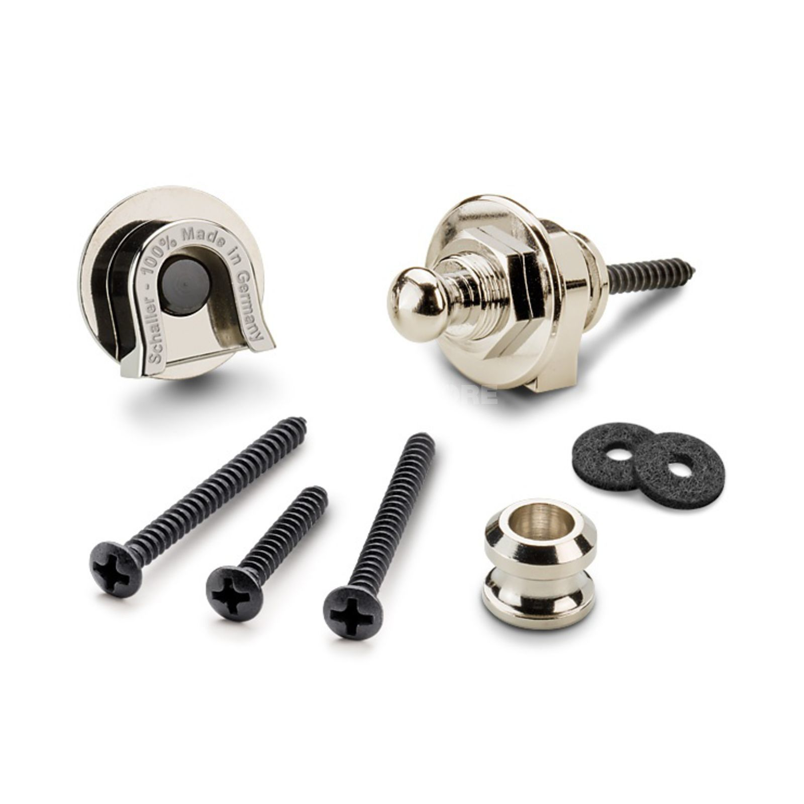 Schaller Security Locks Nickel  Produktbillede