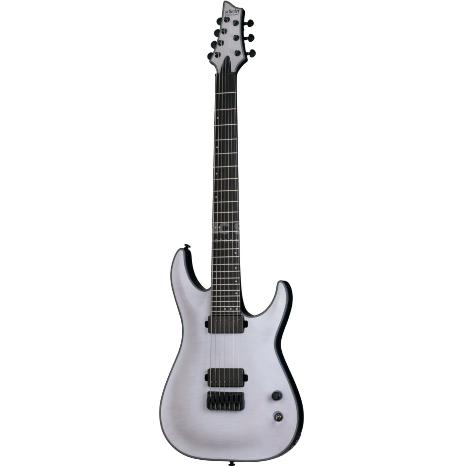 Schecter Keith Merrow KM-7 Trans White Satin Изображение товара