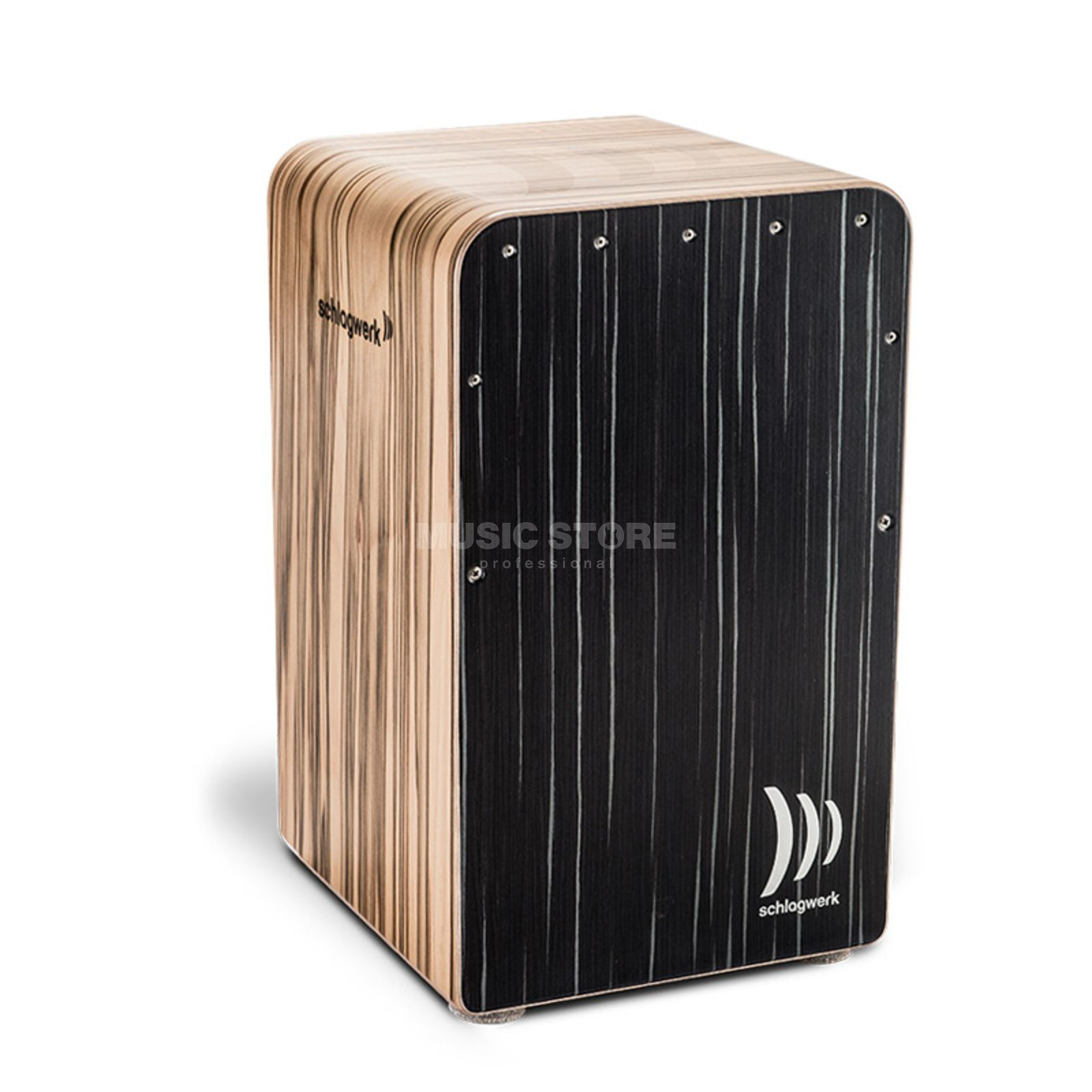 Schlagwerk Fineline Comfort Cajon CP608, Dark Night Product Image