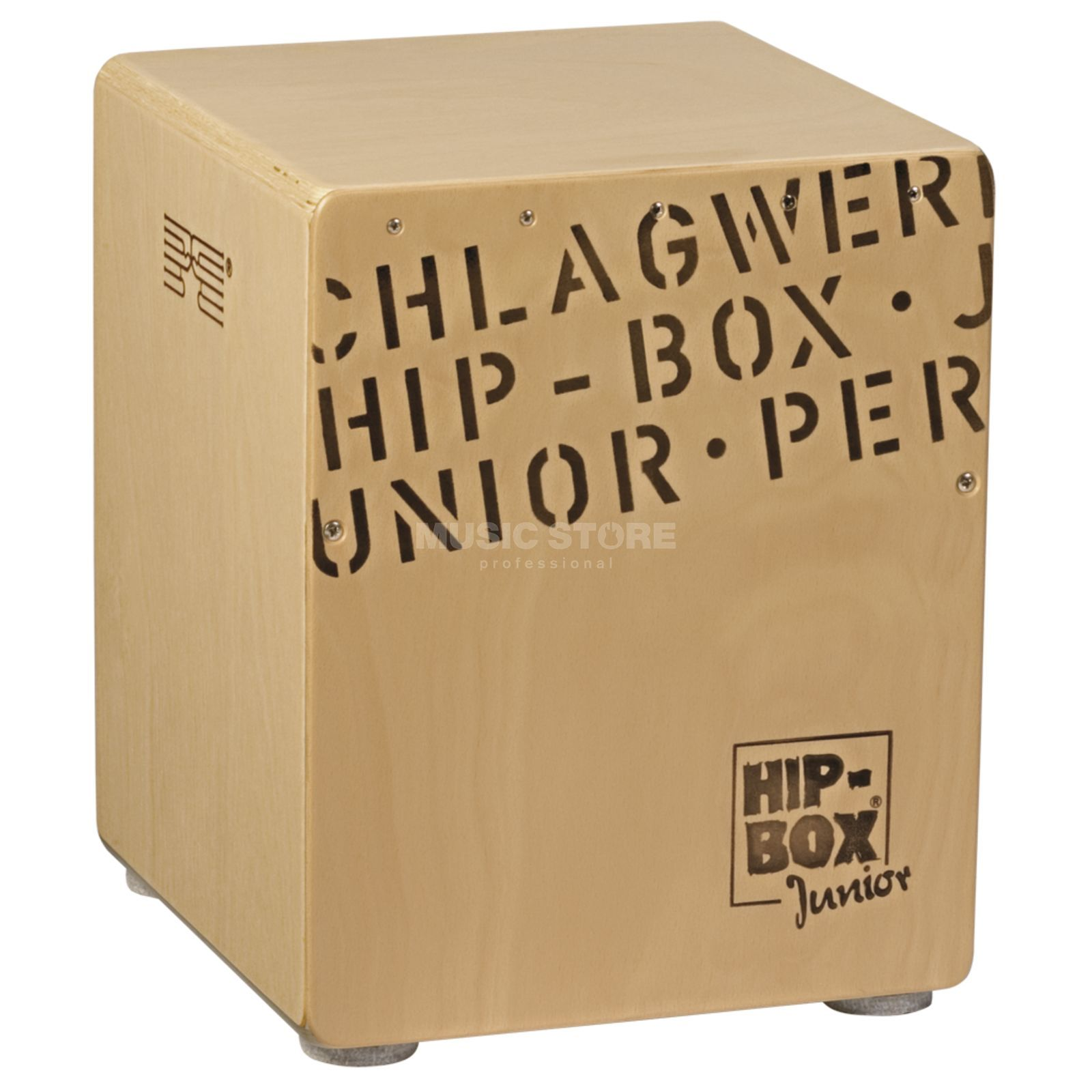 Schlagwerk Hip-Box Junior Cajon CP 401  Produktbild