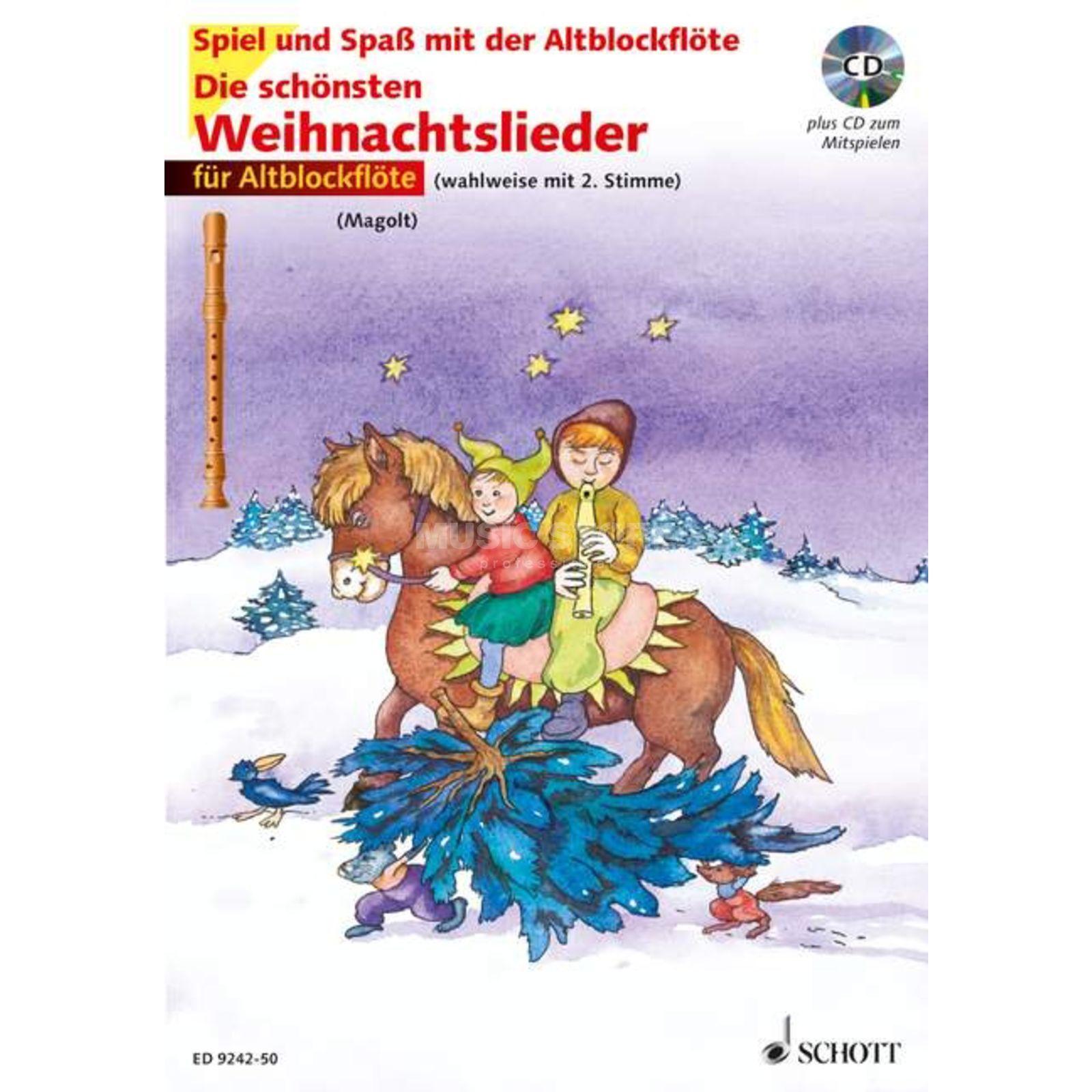 Schott Music Die schönsten Weihnachtslieder