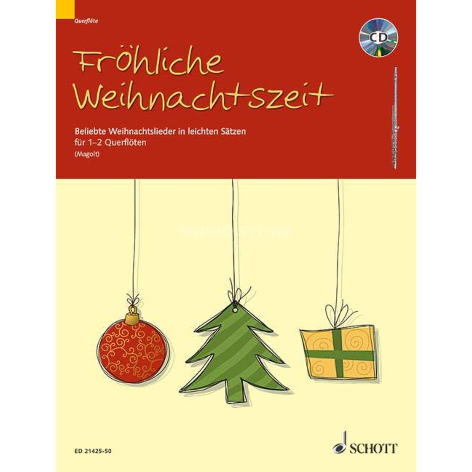 Schott Music Fröhliche Weihnachtszeit