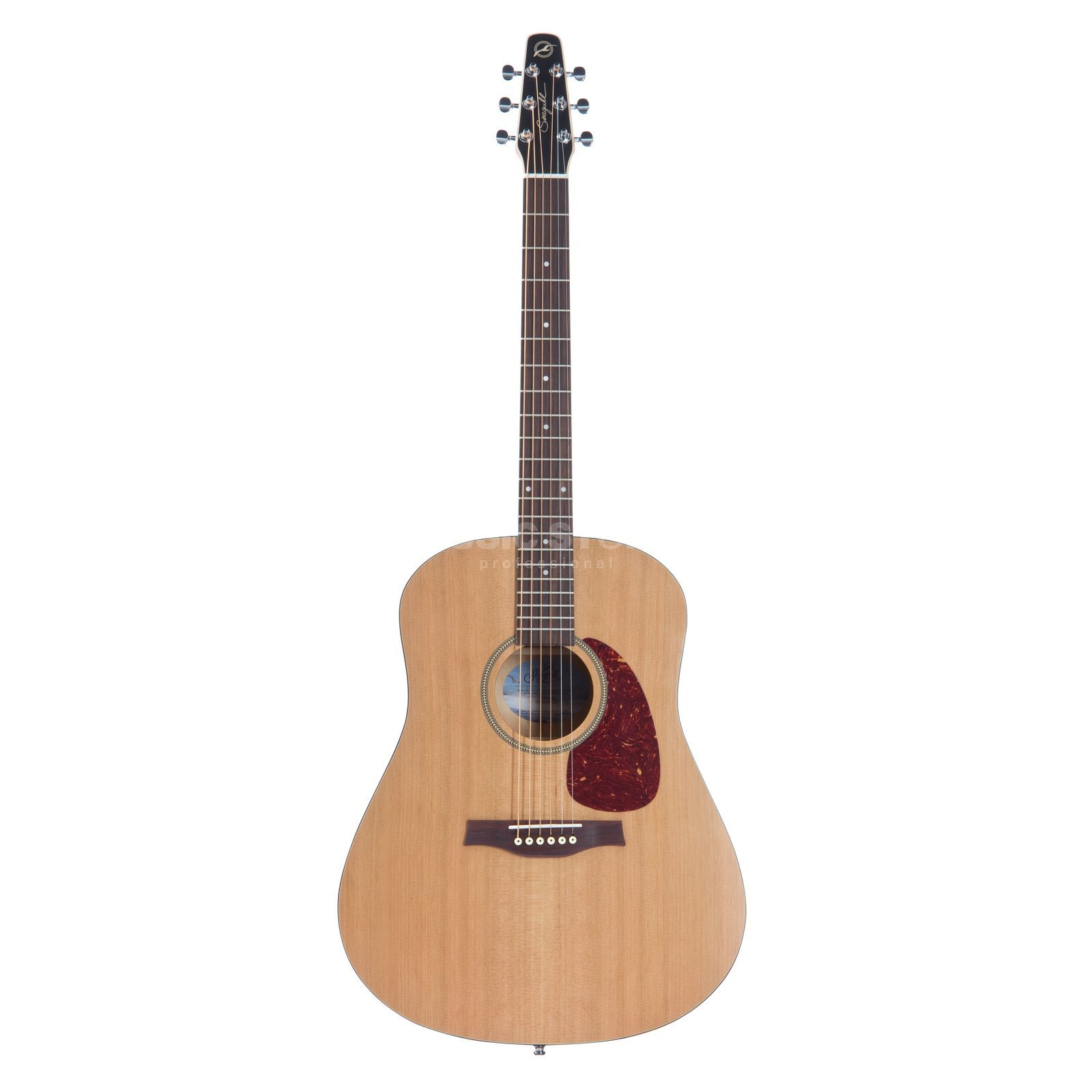 Seagull S 6 THE ORIGINAL solid Cedar Top, Nitrolack Produktbillede