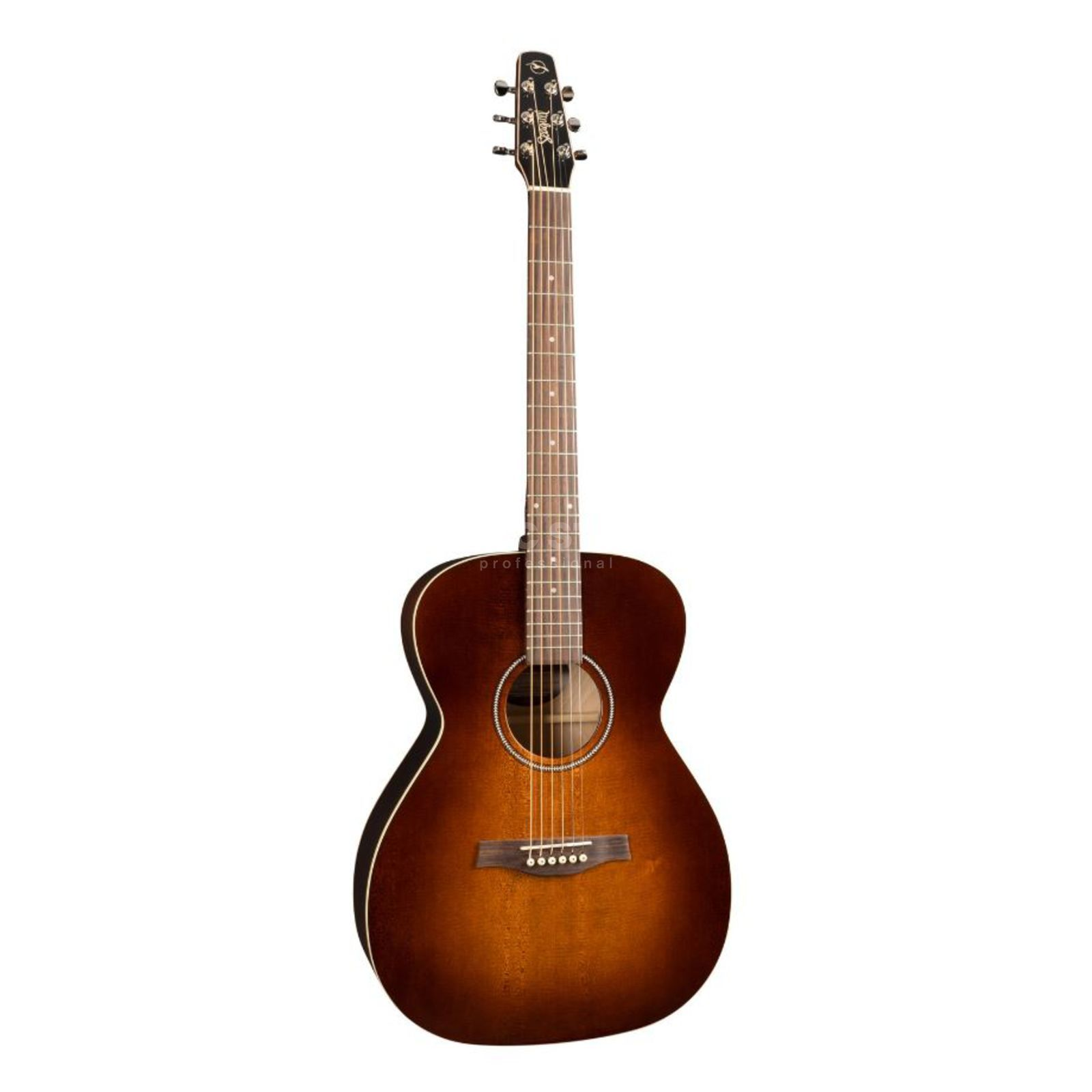 Seagull S6 Original Slim CH Burnt Umber GT A/E Product Image