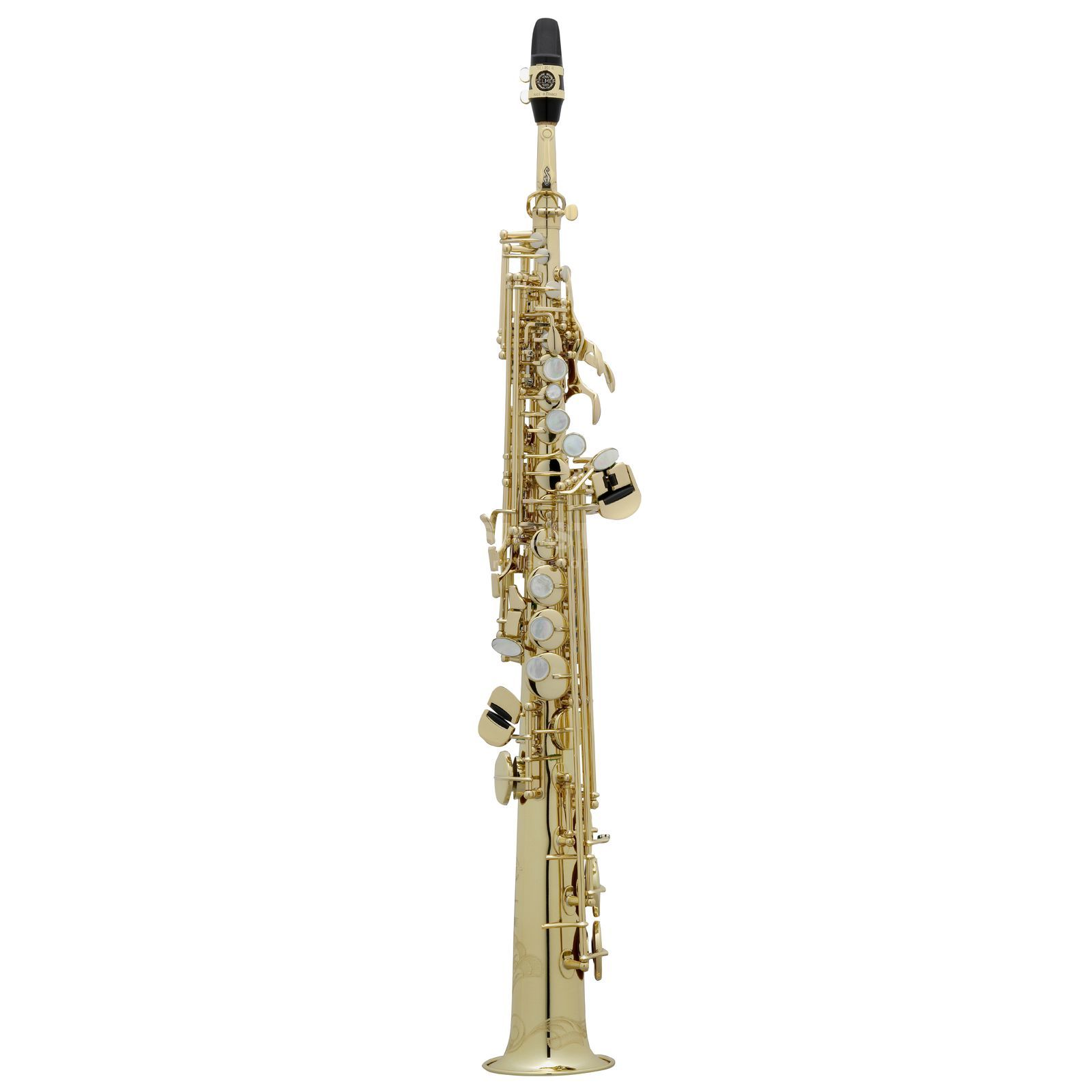 Selmer SE-S3L Bb-Soprano Saxophone Series III Product Image