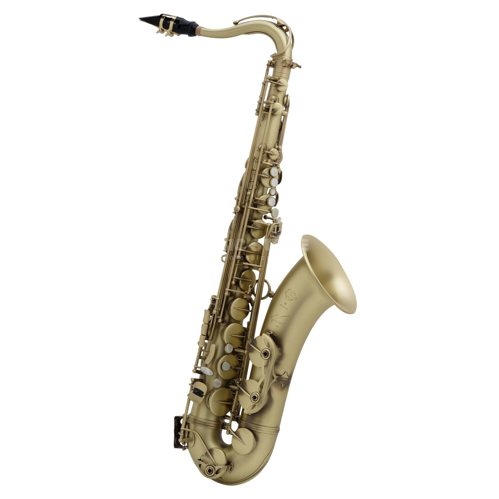 Selmer SE-TR54 Tenor Sax Référence, Patinated Product Image