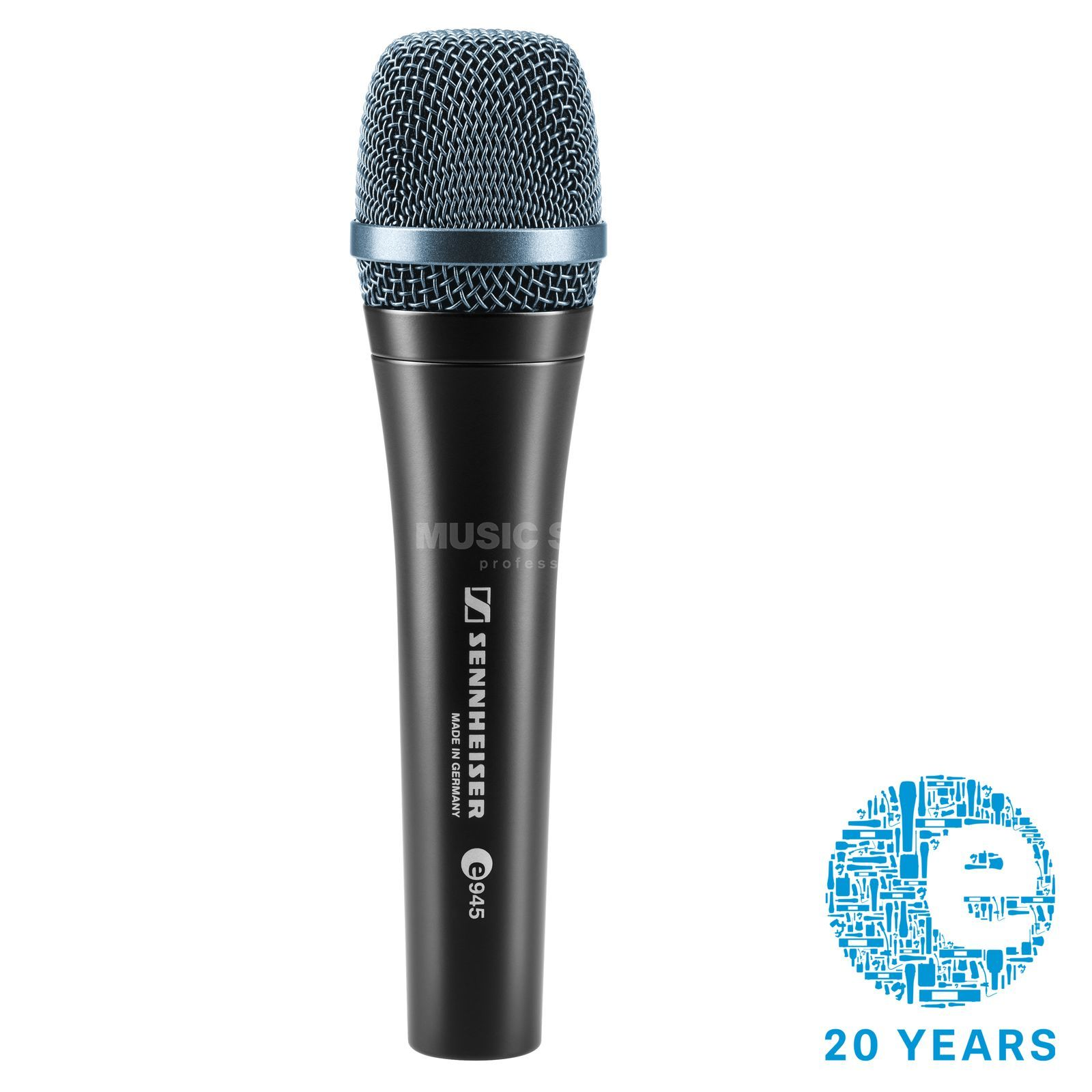 Sennheiser E 945 Dynamic Vocal Microphone    Product Image