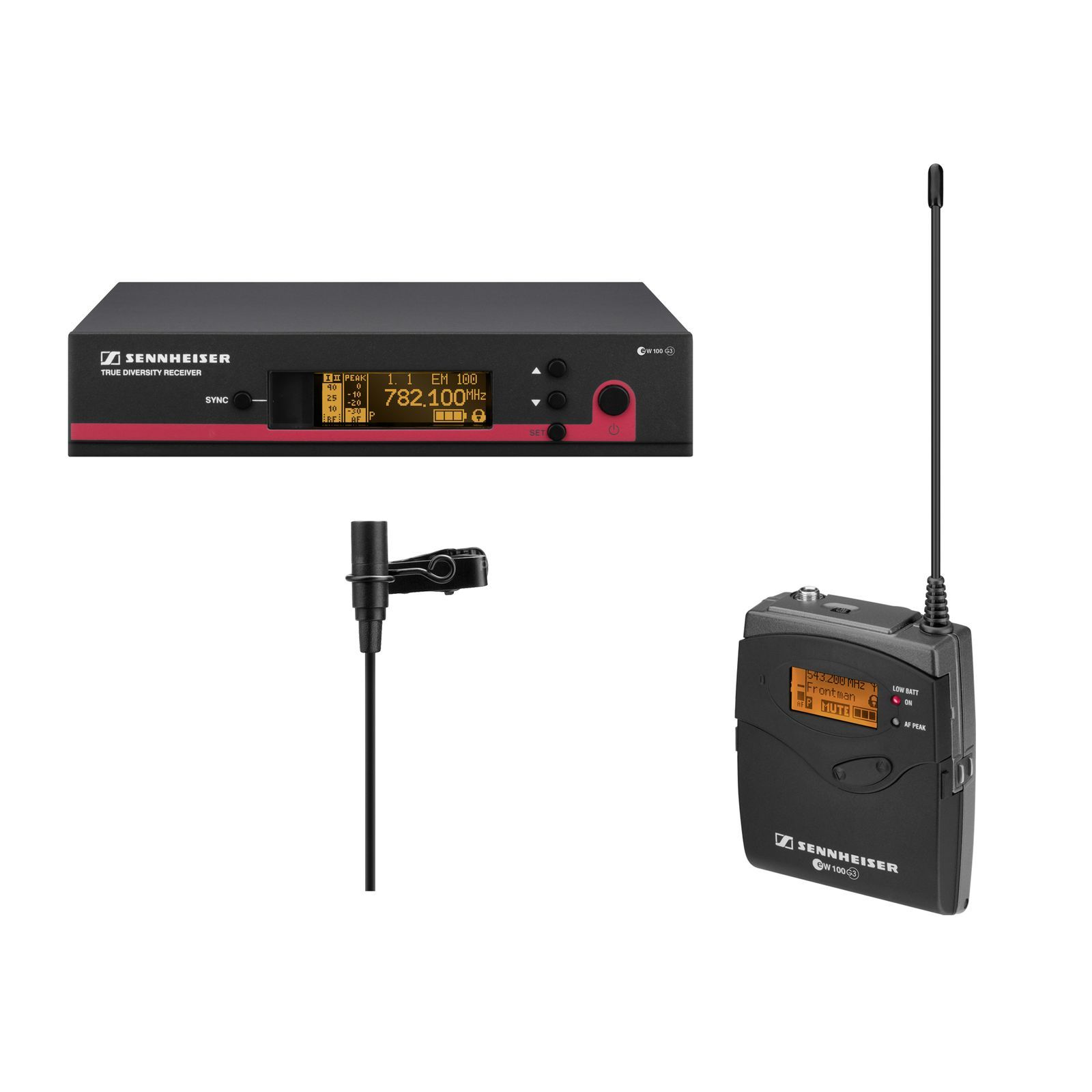 Sennheiser ew 112-B G3 Presenter Set Produktbild