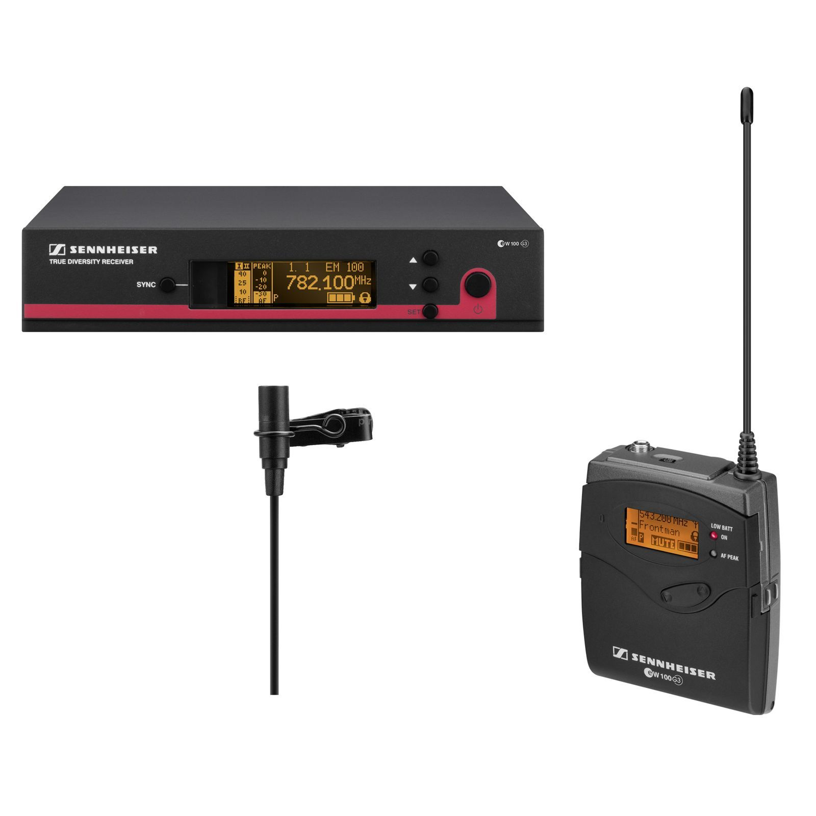 Sennheiser ew 112-E G3 Presenter Set Produktbild