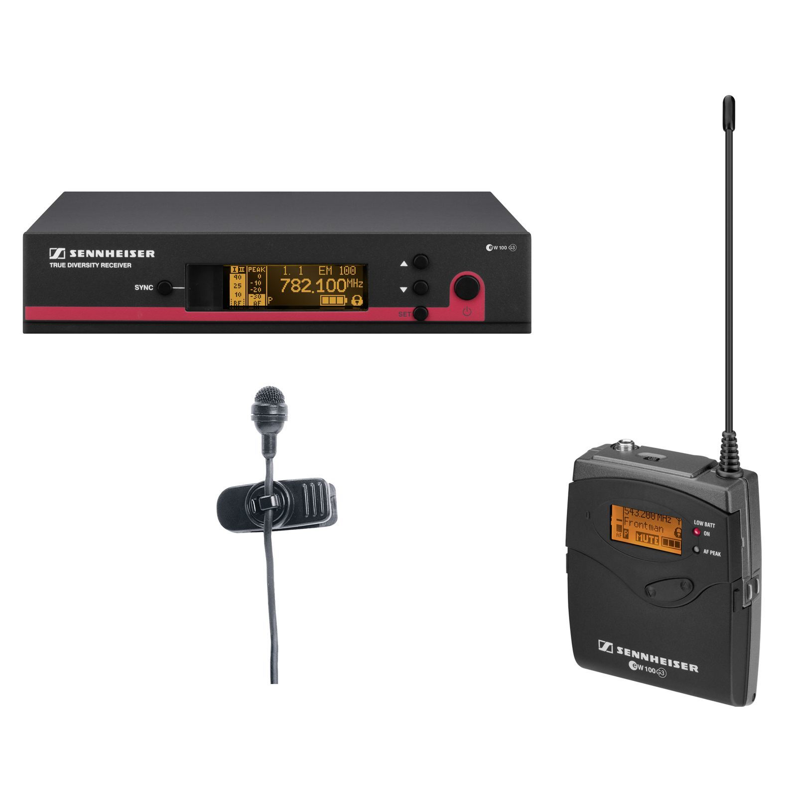 Sennheiser ew 122-E G3 Presenter Set Produktbild