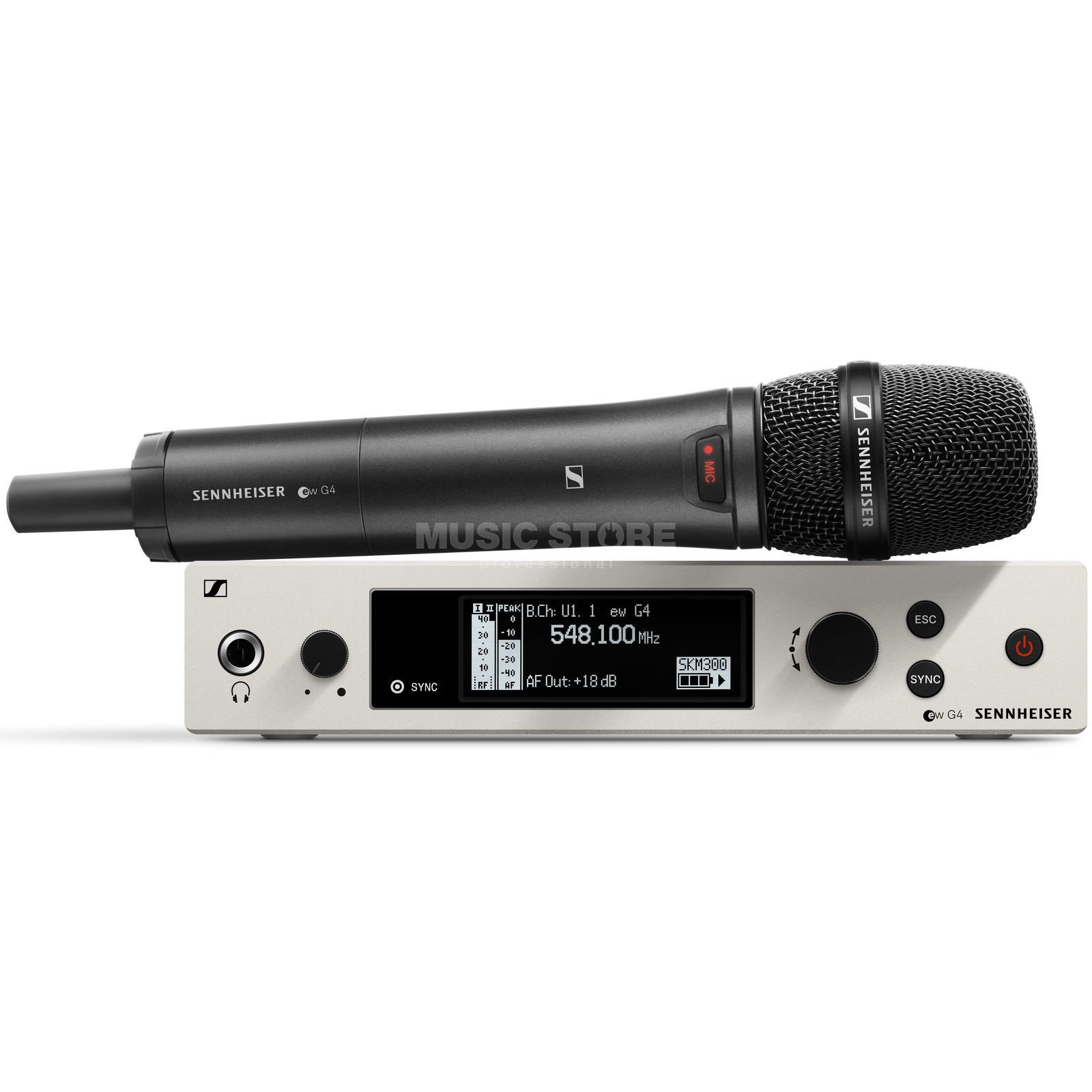 Sennheiser ew 300 G4-865-S-AW+ Vocal Set Product Image