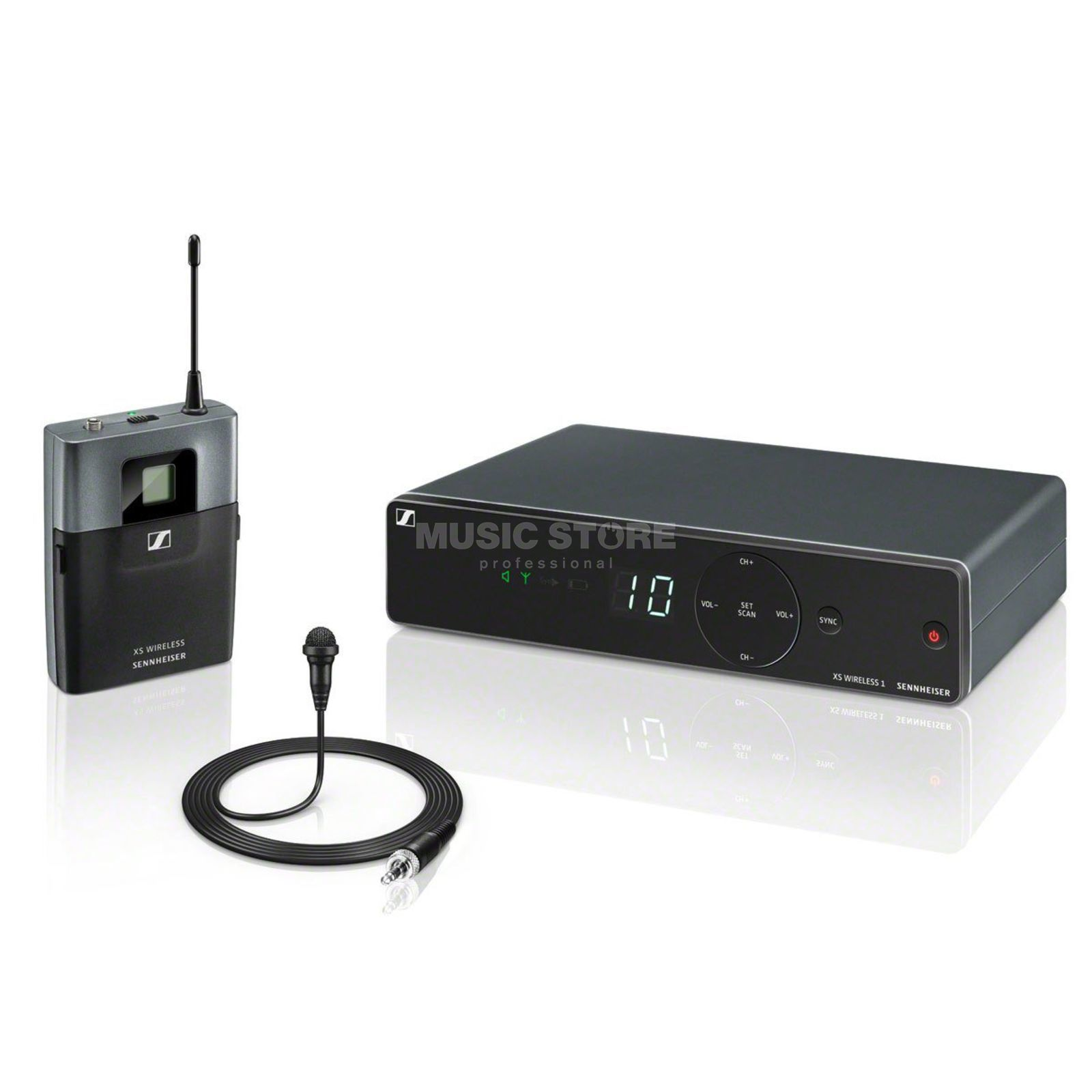 Sennheiser XSW 1-ME2-A Presenter Set Produktbild