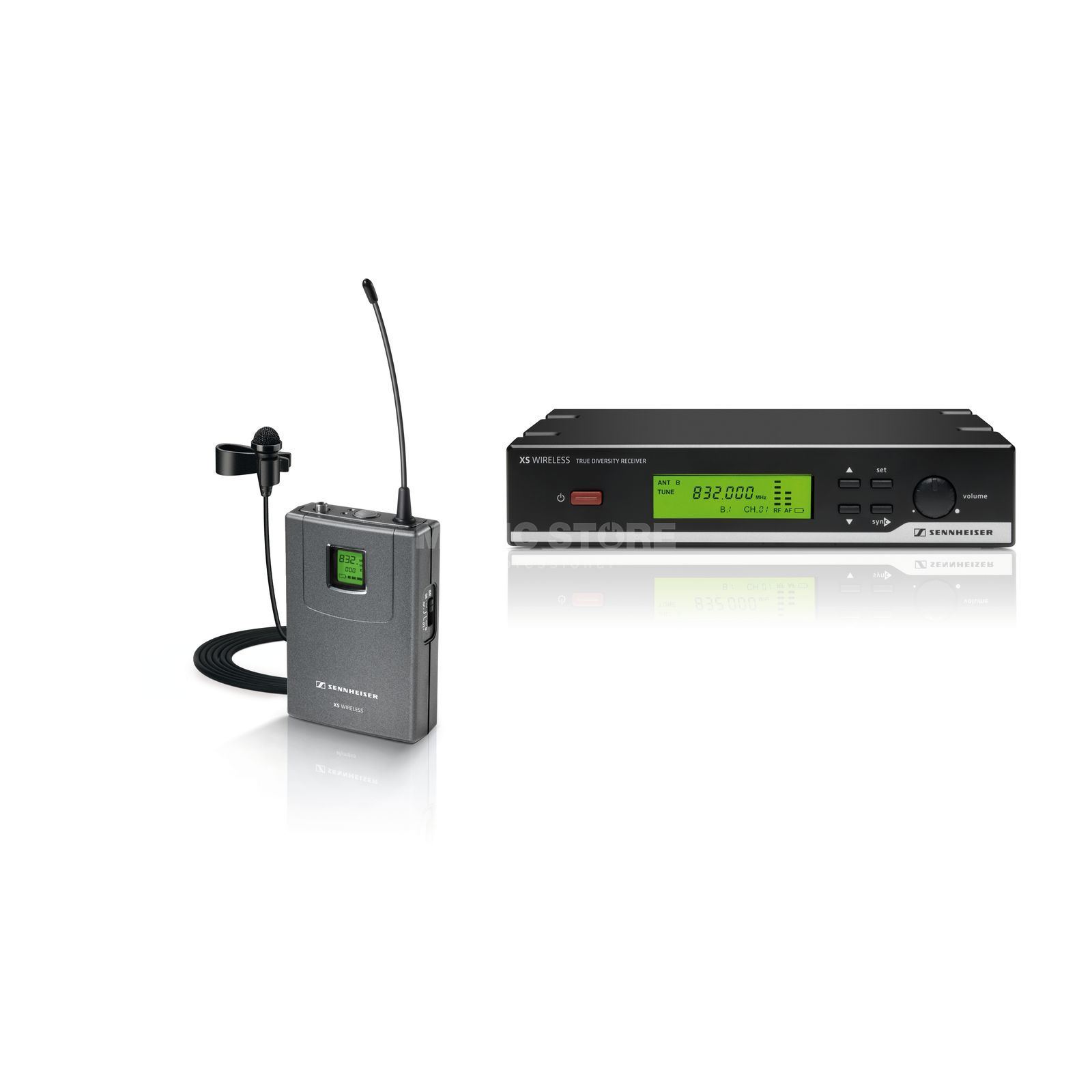 Sennheiser XSW 12-B Presenter Set Produktbild