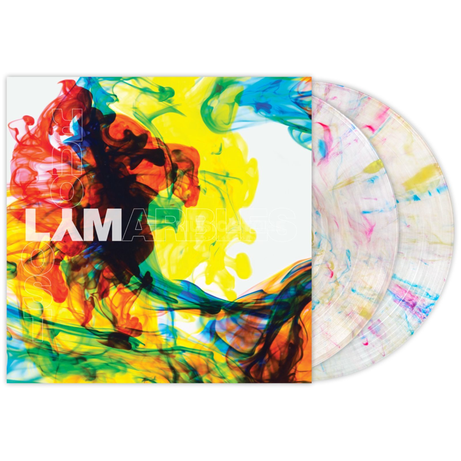 "Serato LYM-Clear 12"" Control Vinyls (paar) Productafbeelding"