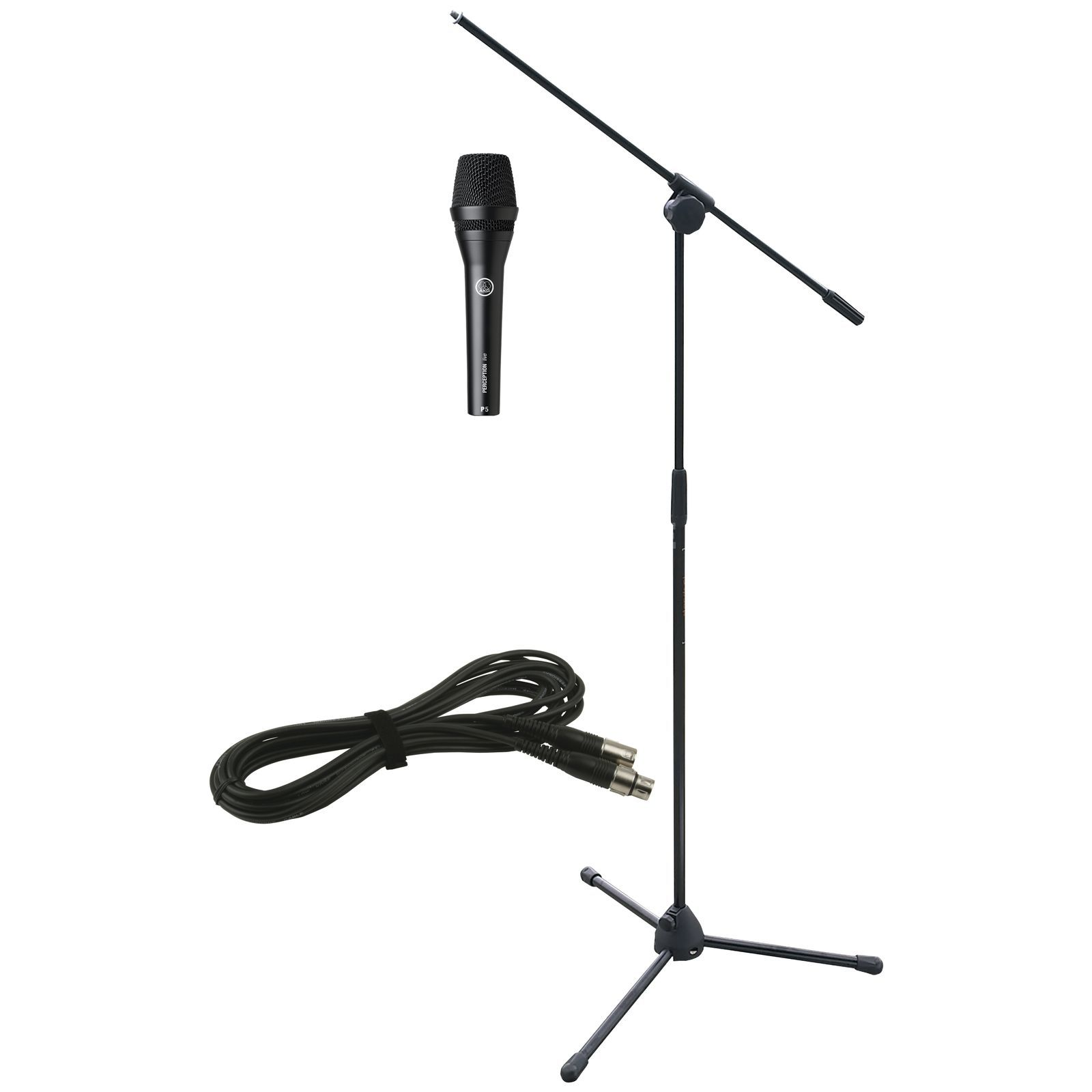 SET AKG Perception Live P5 inkl. Stativ + Kabel Produktbillede