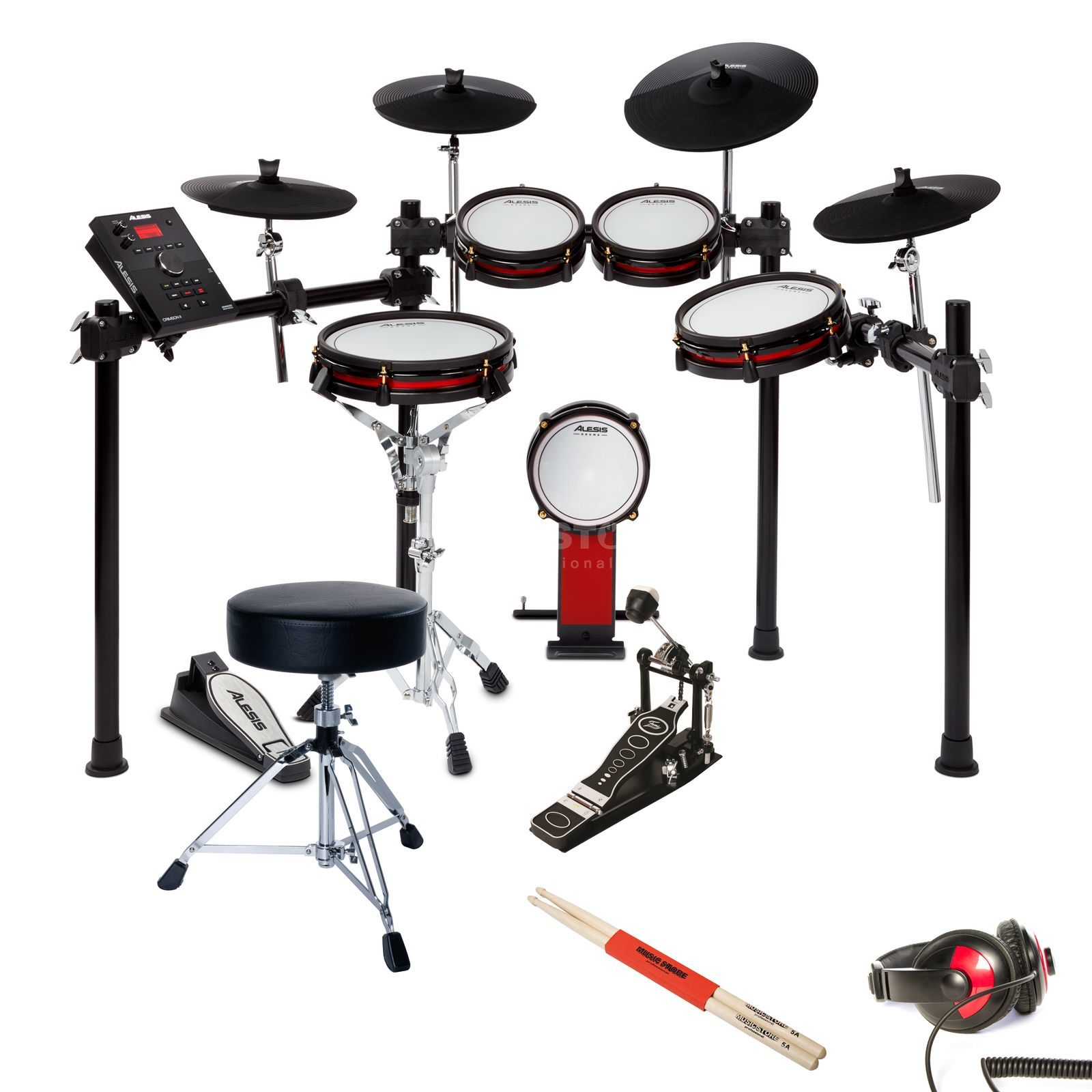 SET ALESIS Crimson E-Drum Bundle I  Produktbild