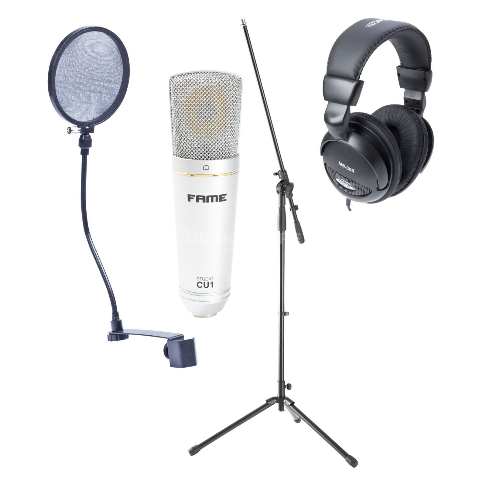 SET Einsteiger Recording Bundle  Produktbild