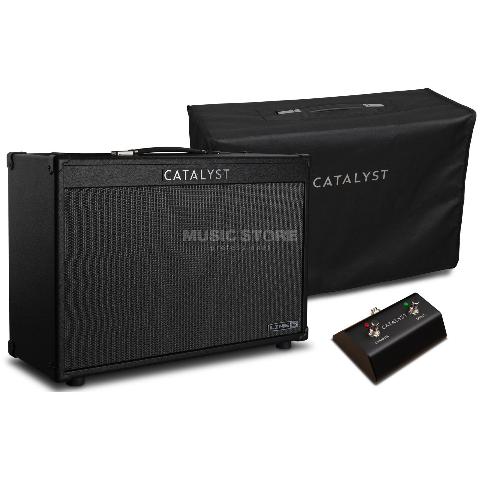 SET Fame Belleza Pino + Deluxe Gigbag + Tuner +Stand Produktbillede
