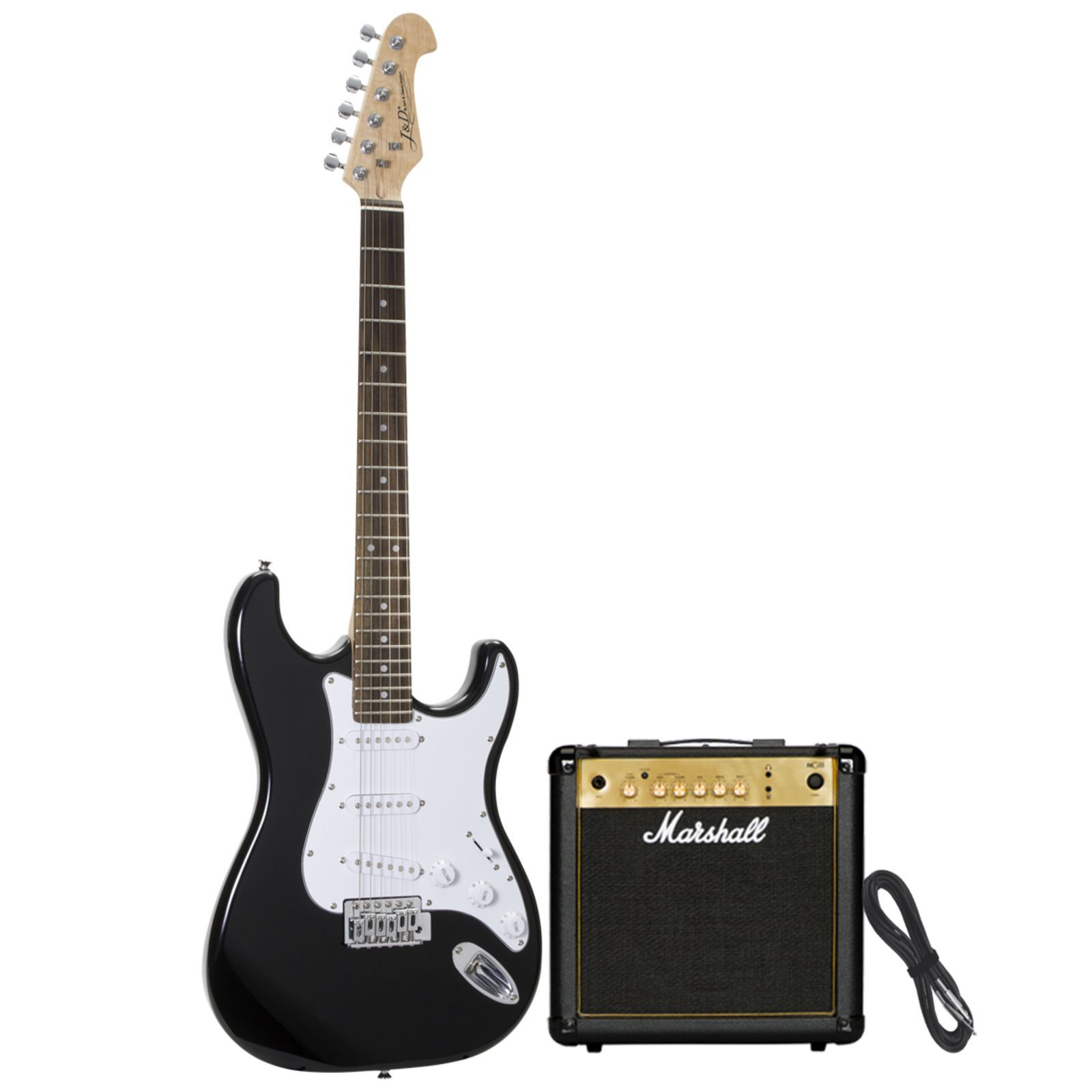 SET Fender ESC80 incl. Bag + Tuner + Book + Stand Produktbild
