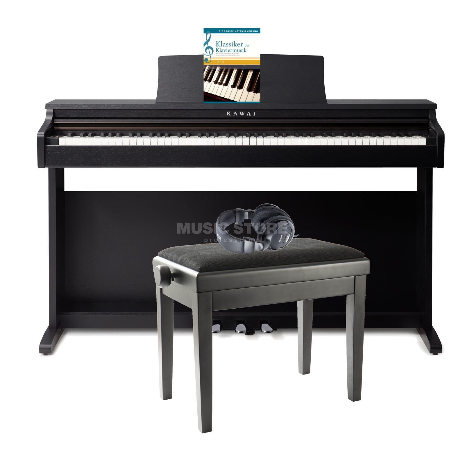 set kawai cl 36 sb complete inkl bank noten kopfh rer. Black Bedroom Furniture Sets. Home Design Ideas