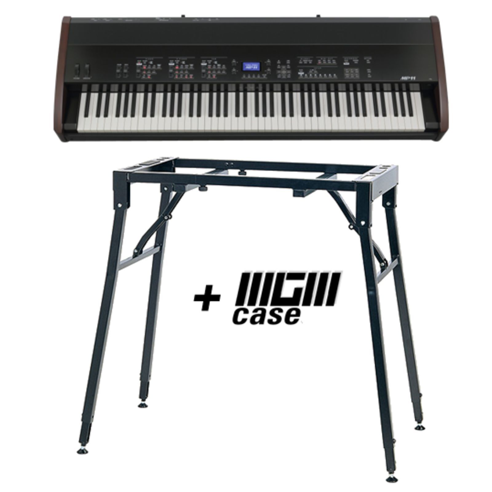 SET KAWAI MP-11 Stage Set inkl. Case+Tisch Produktbild
