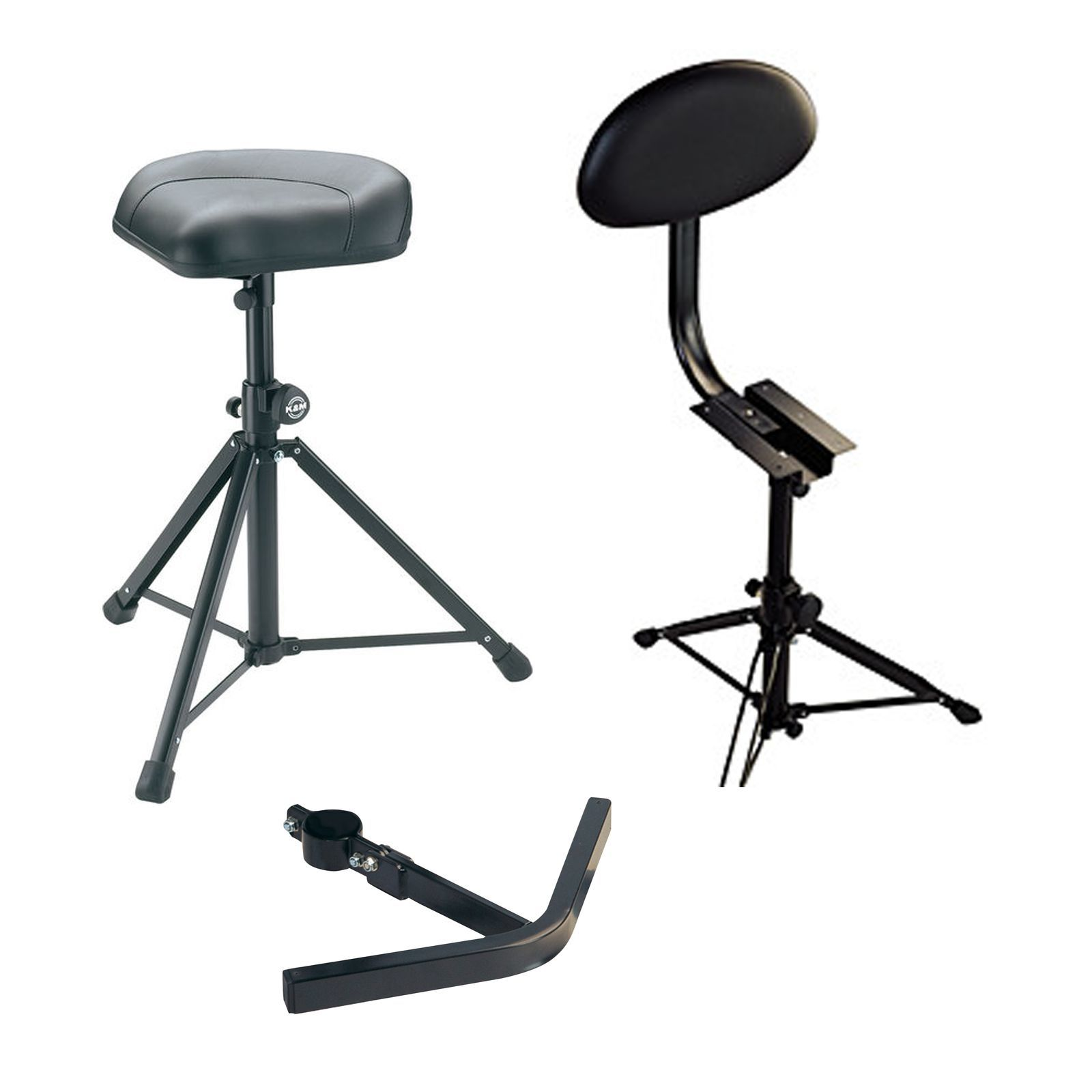 SET K&M Multi Purpose Stool Set K&M 14052+14051+14042 Produktbild
