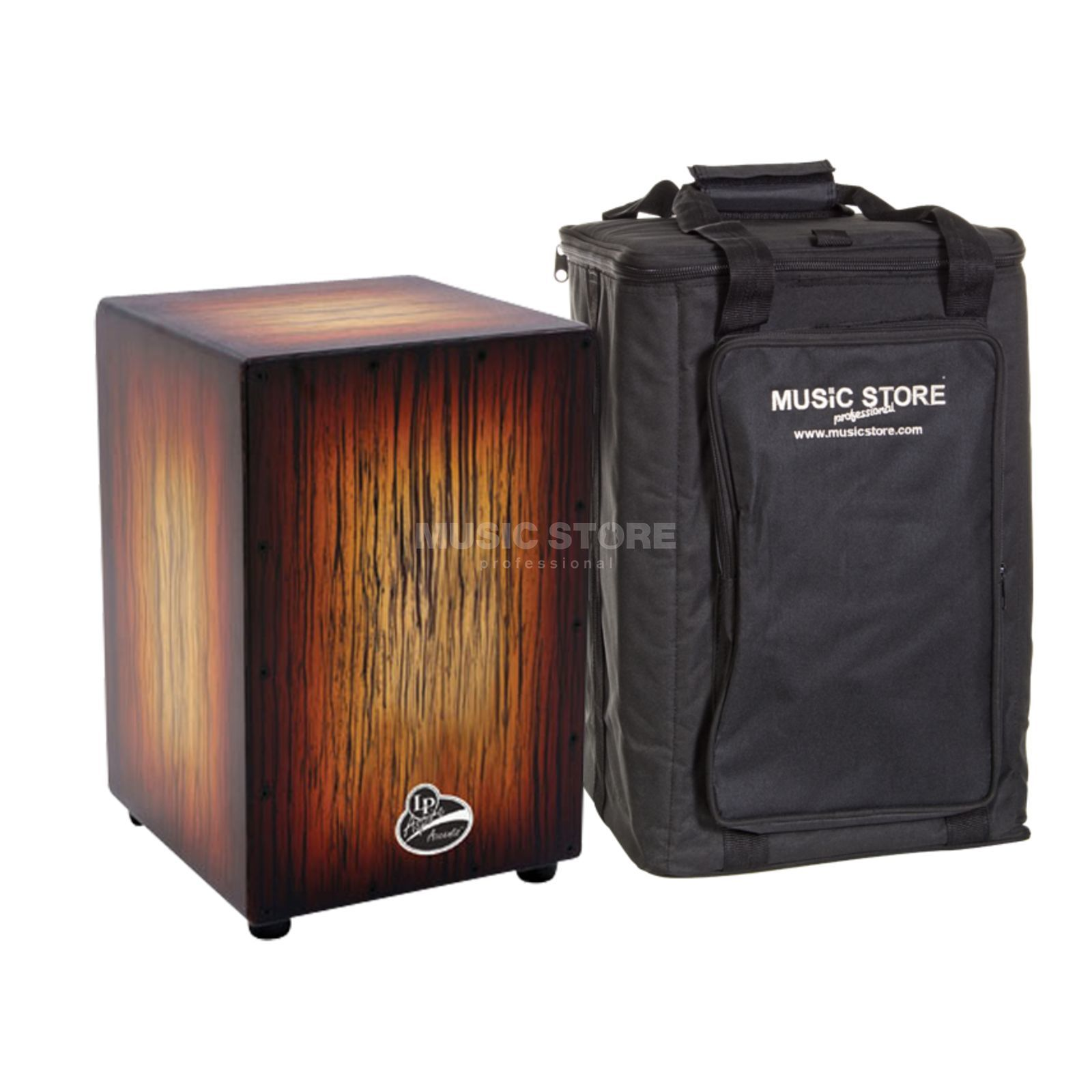 SET LP Cajon Aspire Accent LP1332 incl. Bag Produktbillede
