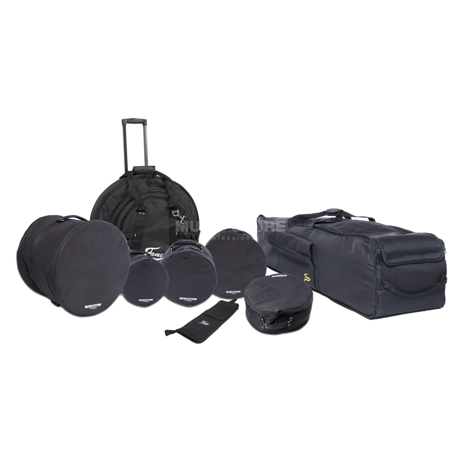 SET MUSICSTORE Bag Set XXL Studio Produktbild