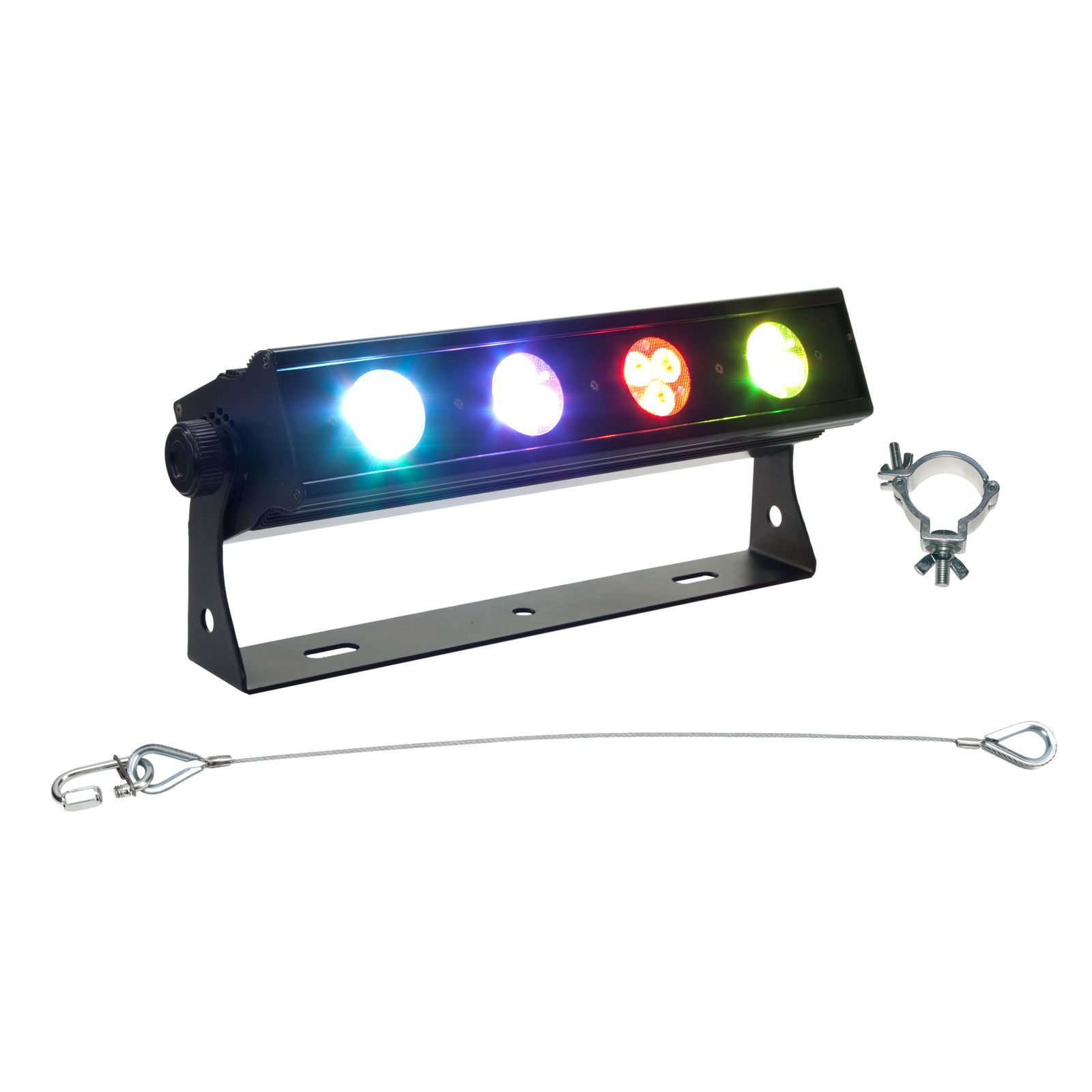 SET Platinum BAR TRI-LED short inkl. Coupler und Safety Produktbillede