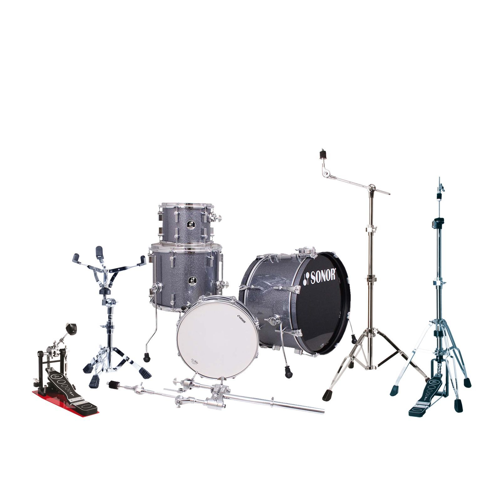 SET SONOR SSE 13 Players inkl. Hardware Produktbillede