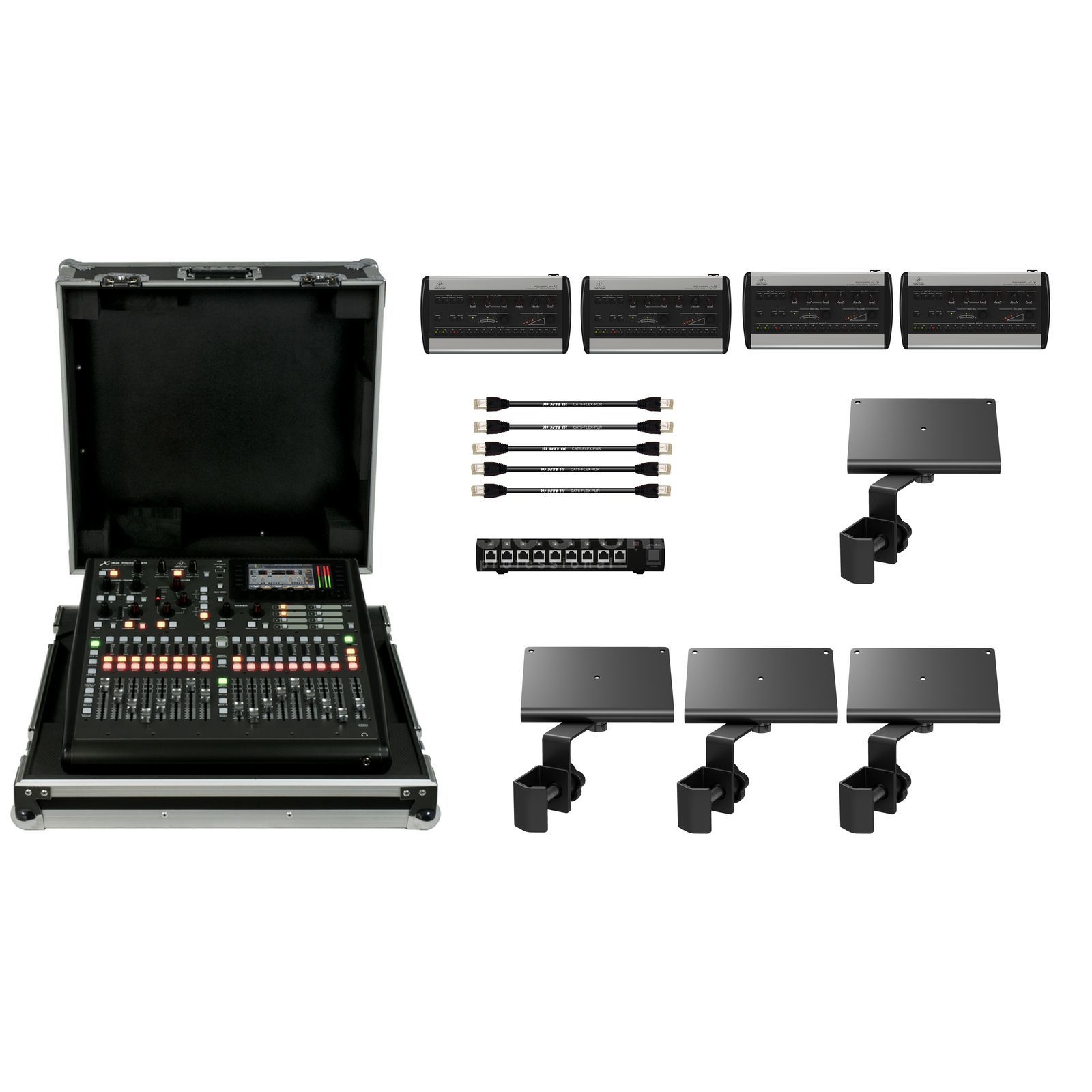 SET X32 Producer TP Monitoring Bundle Produktbillede