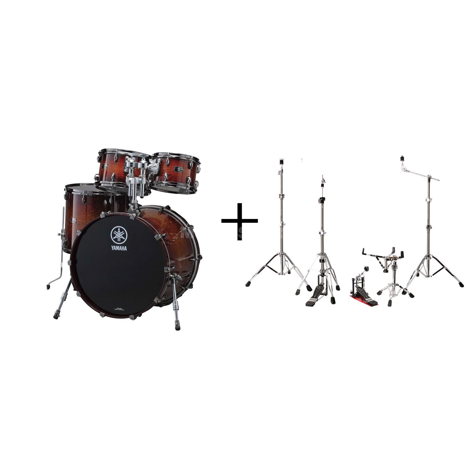 SET YAMAHA Live Custom Set Jazz Bundle #AWS Produktbild