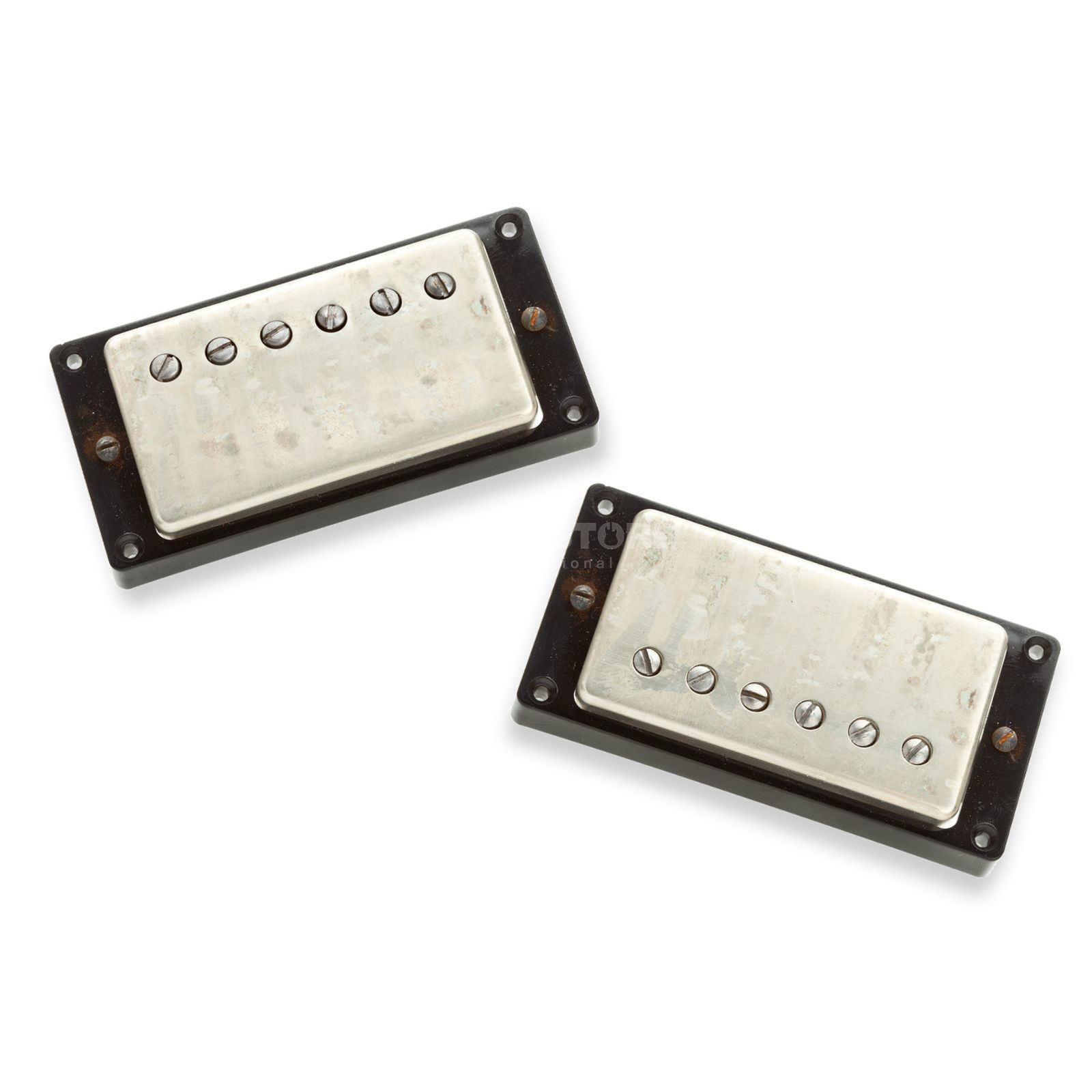 Seymour Duncan Antiquity Humbucker Set Nickel Cover Produktbild