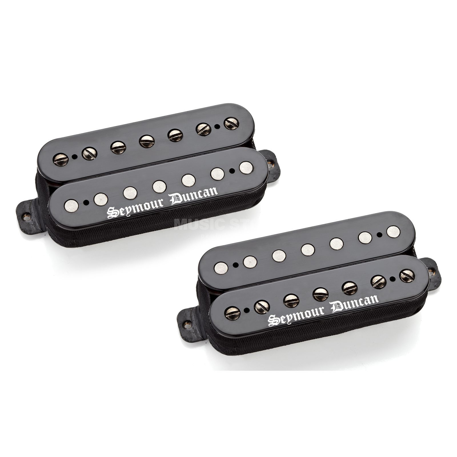 Seymour Duncan Black Winter Set 7 Black Produktbild