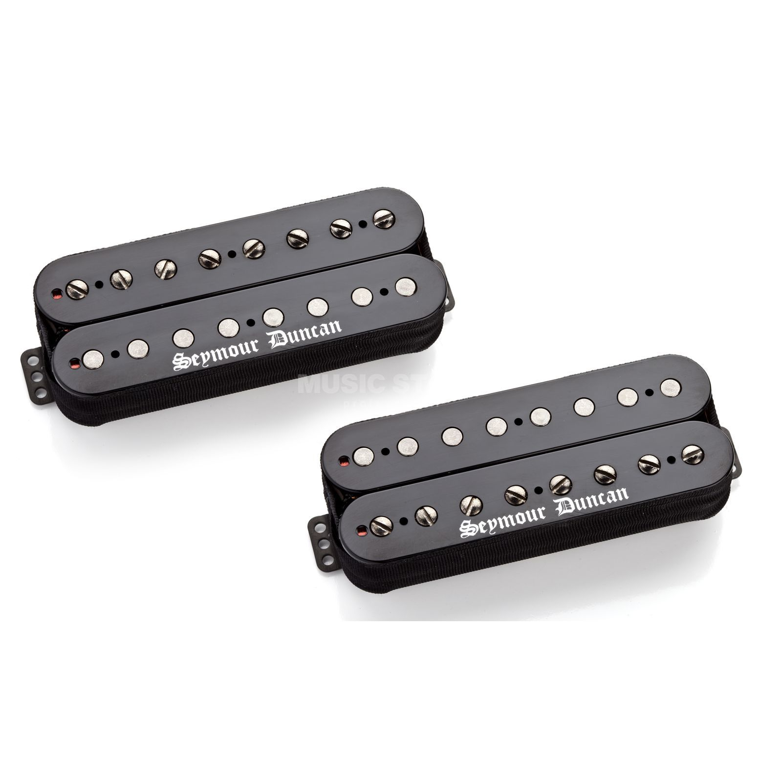 Seymour Duncan Black Winter Set 8 Black  Produktbillede