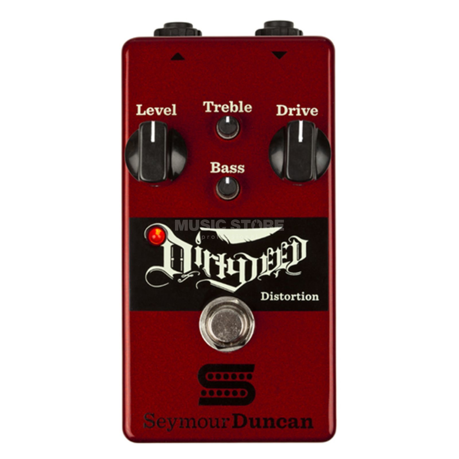 Seymour Duncan Dirty Deed Distortion  Produktbillede