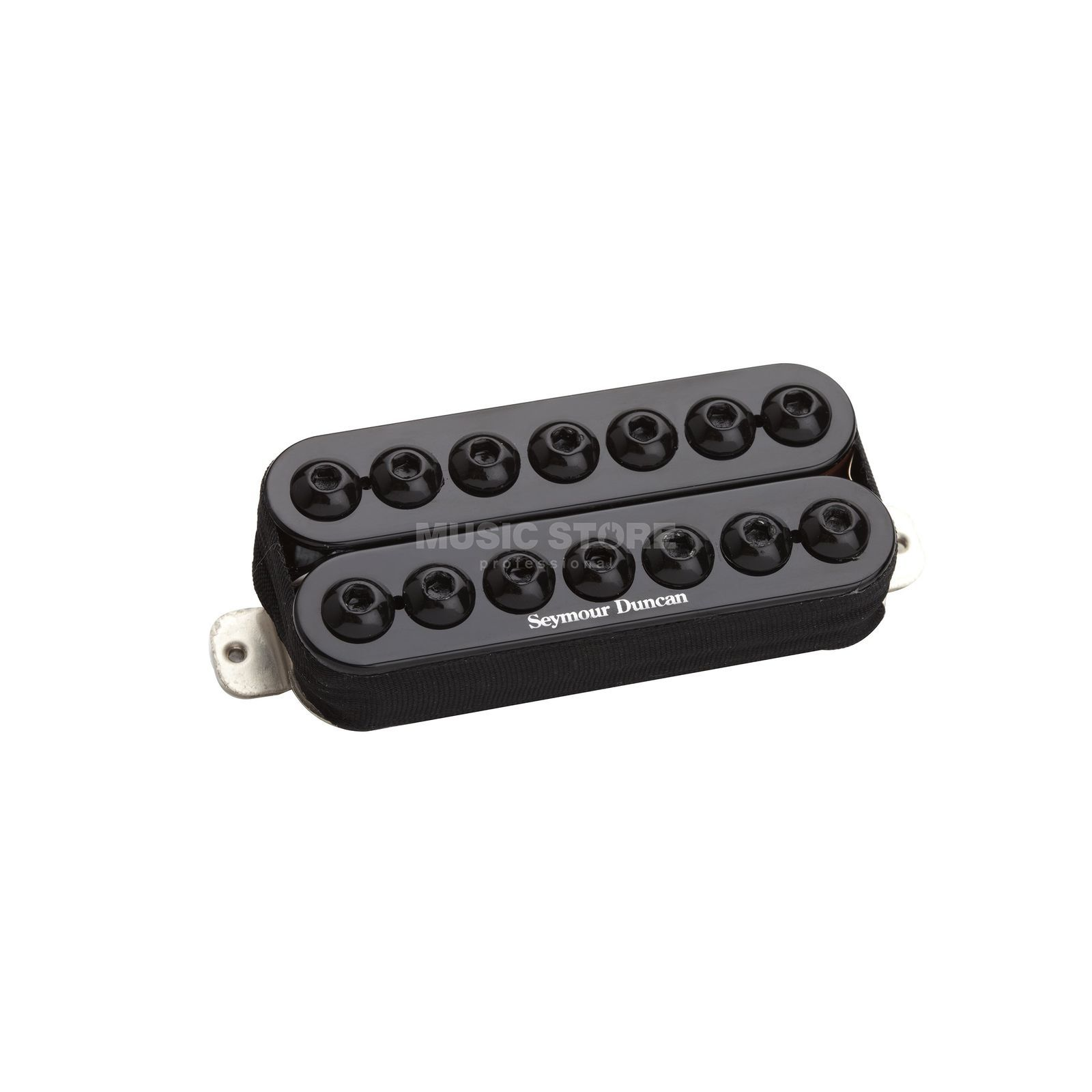 Seymour Duncan Invader 7-String Bridge Passive Mount Black Coils Produktbild