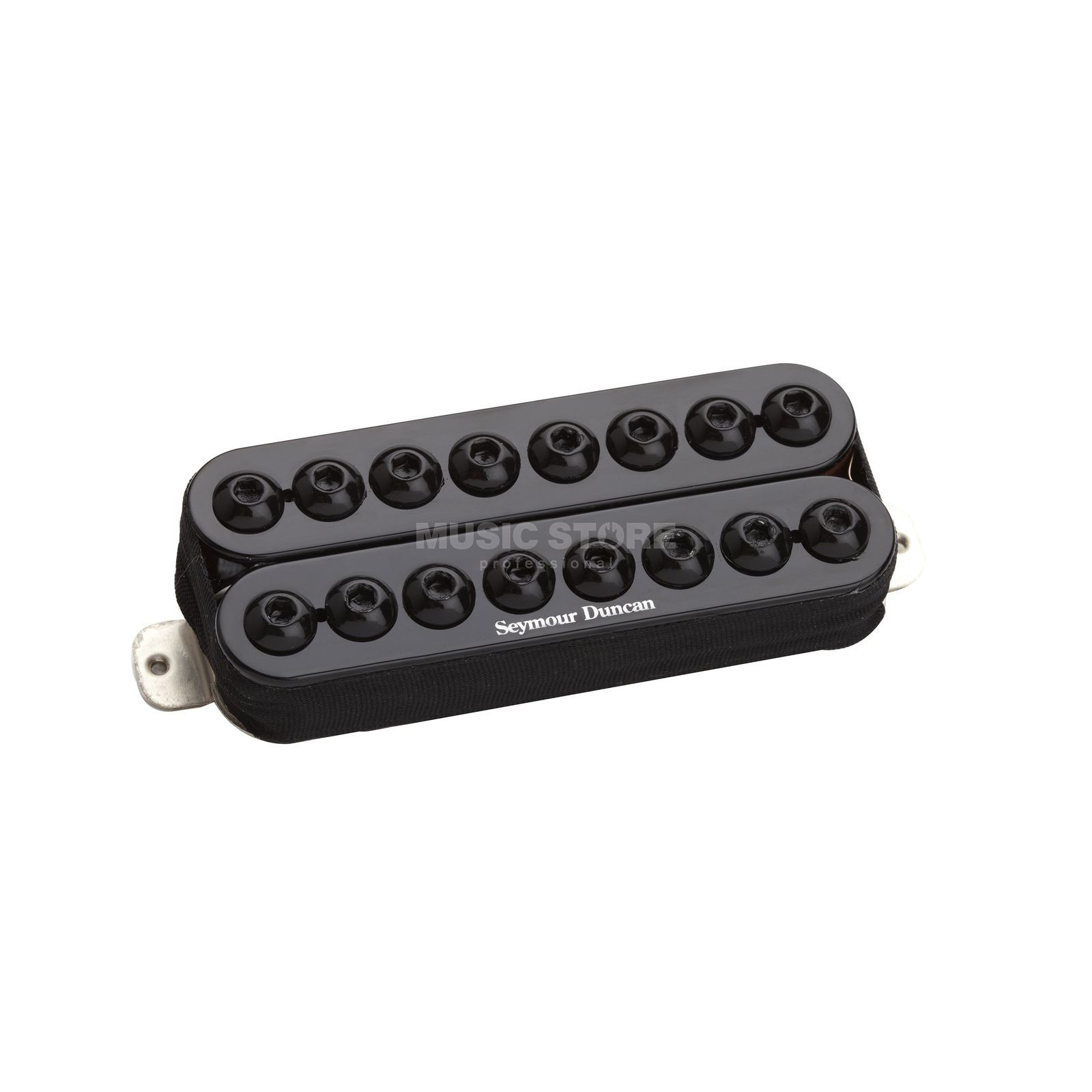 Seymour Duncan Invader 8-String Bridge Passive Mount Black Coils Produktbild