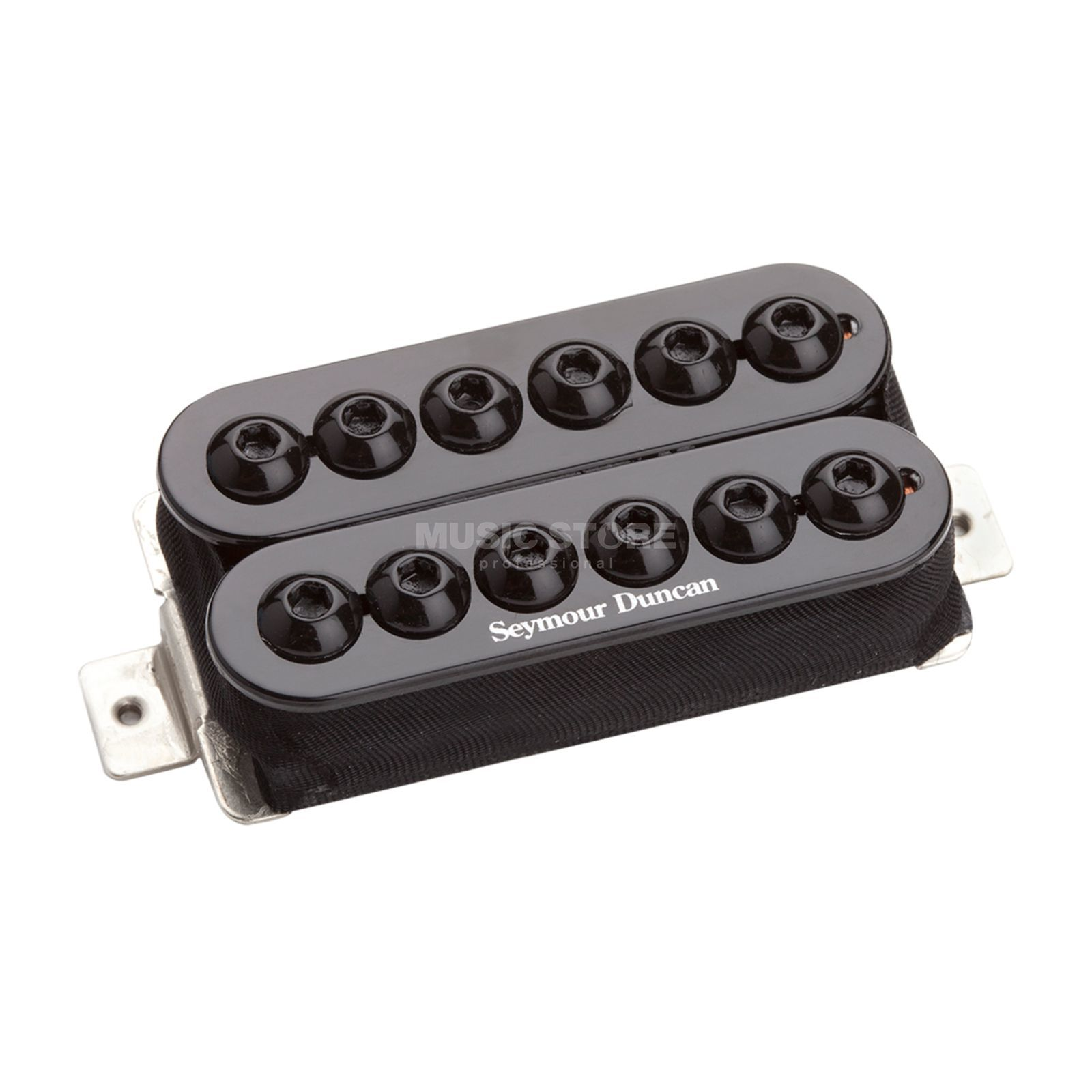 Seymour Duncan Invader Modell Bridge black 4-phase Product Image