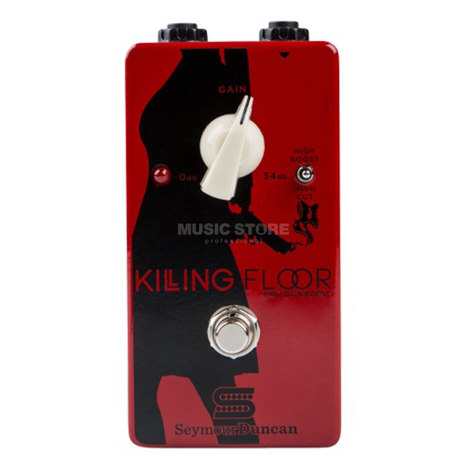 Seymour Duncan Killing Floor High Gain Boost Produktbild