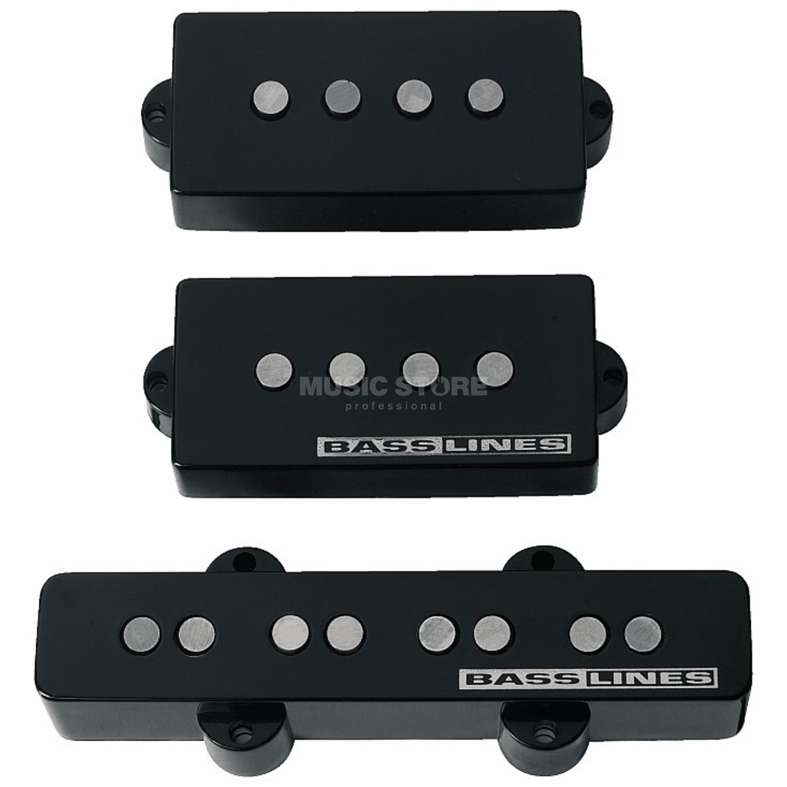 Seymour Duncan Lightnin' Rods P/J-Set APJ-2  Product Image