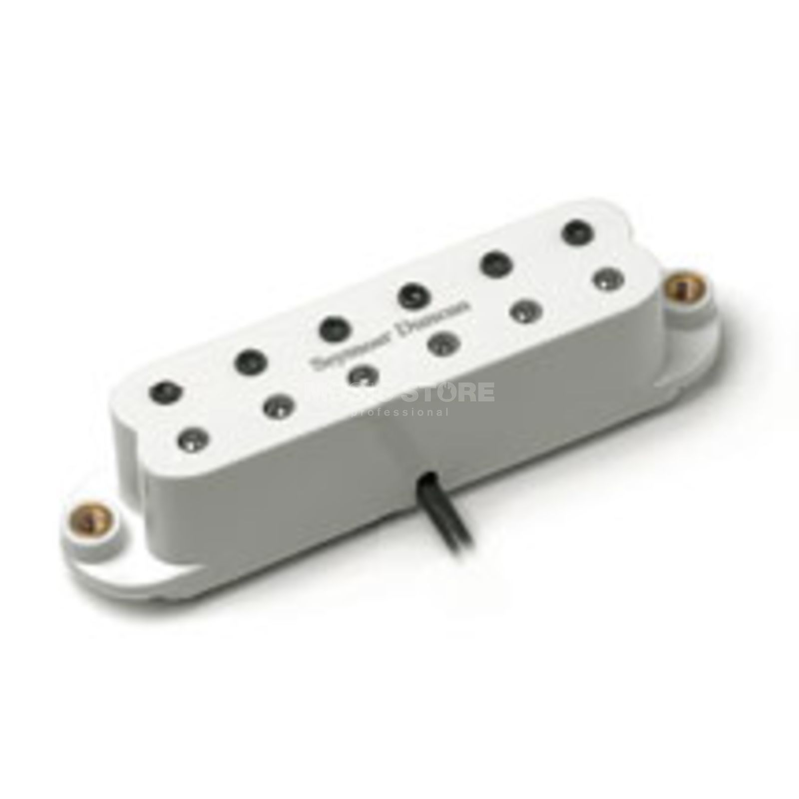 Seymour Duncan Little Screamin Demon Bridge 4 - conductor, white Produktbillede
